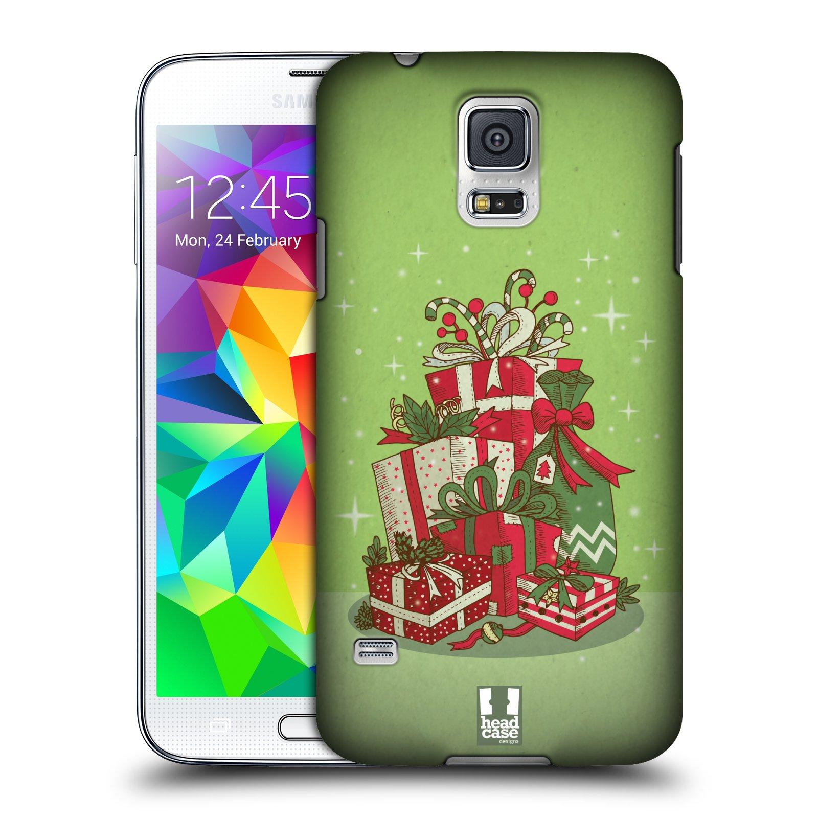 Plastové pouzdro na mobil Samsung Galaxy S5 - Head Case - Dárečky