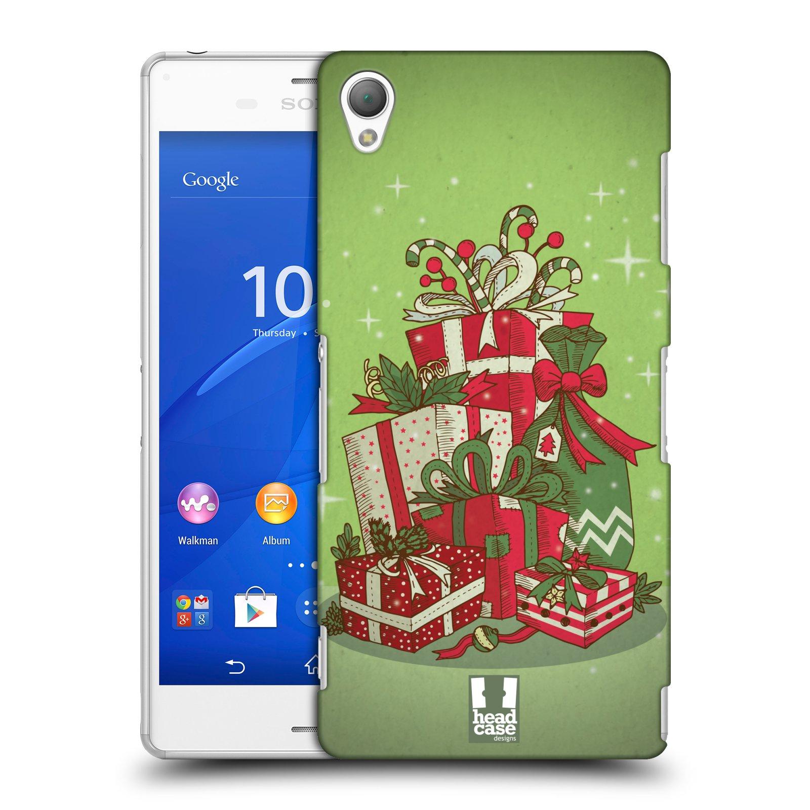 Plastové pouzdro na mobil Sony Xperia Z3 D6603 - Head Case - Dárečky