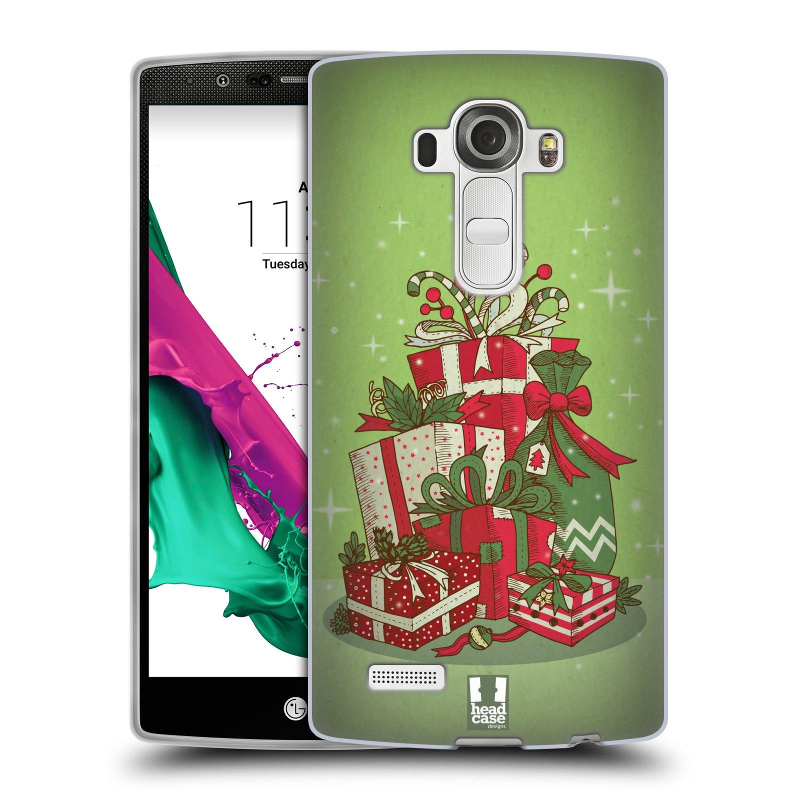 Silikonové pouzdro na mobil LG G4 - Head Case - Dárečky