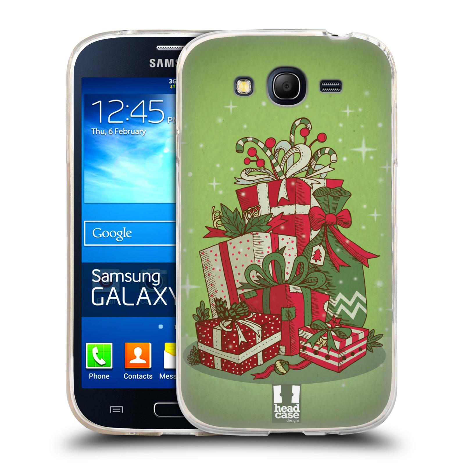 Silikonové pouzdro na mobil Samsung Galaxy Grand Neo - Head Case - Dárečky