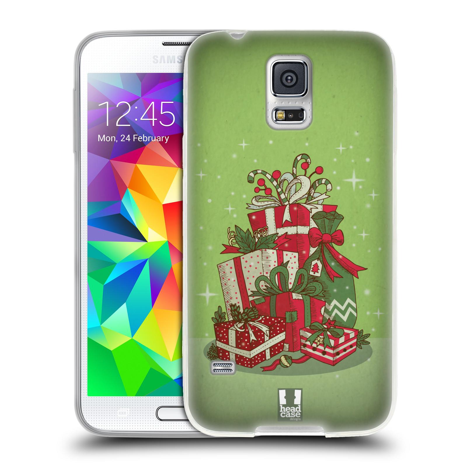 Silikonové pouzdro na mobil Samsung Galaxy S5 Neo - Head Case - Dárečky