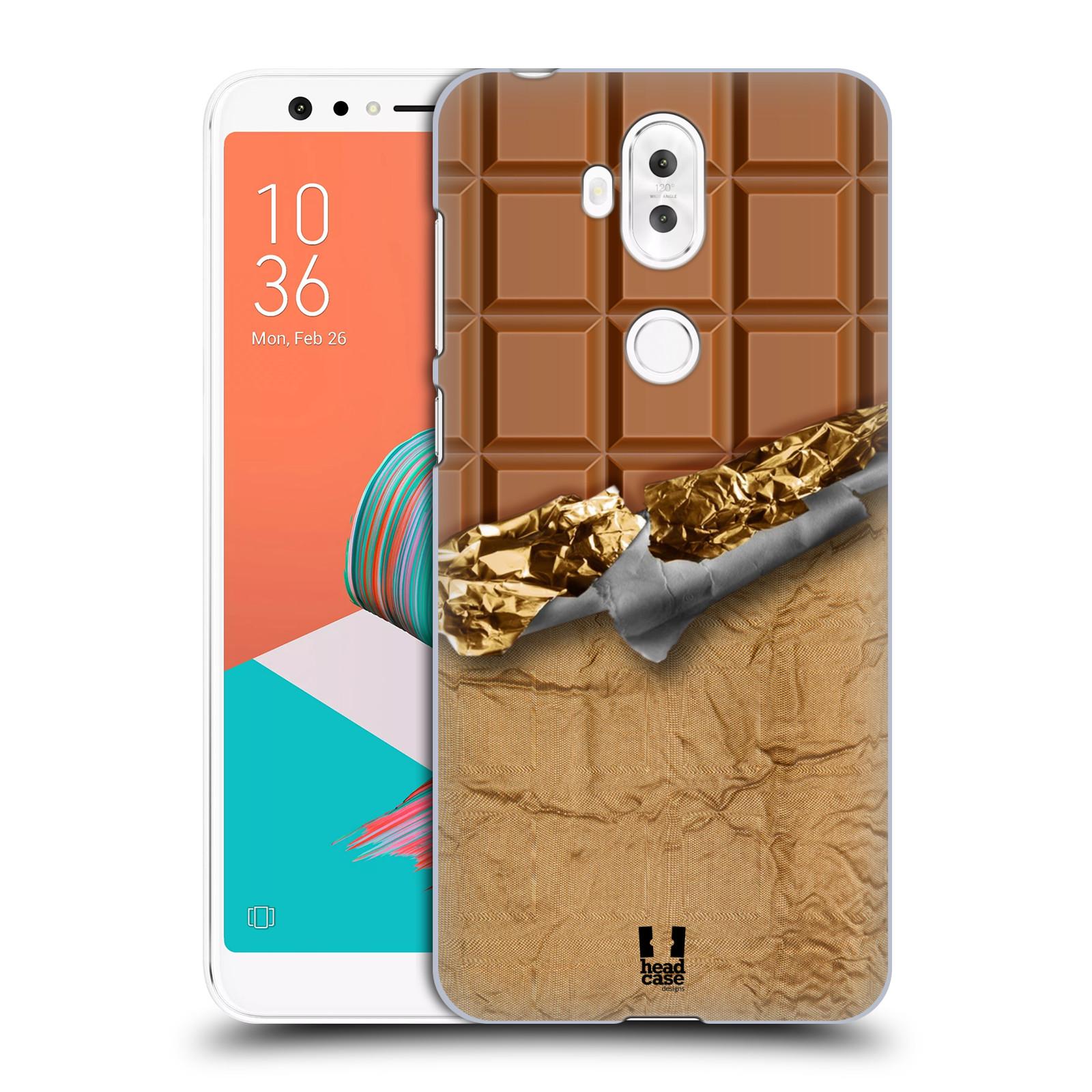 Plastové pouzdro na mobil Asus ZenFone 5 Lite ZC600KL - Head Case - ČOKOFOILED (Plastový kryt či obal na mobilní telefon Asus ZenFone 5 Lite (ZC600KL) s motivem ČOKOFOILED)