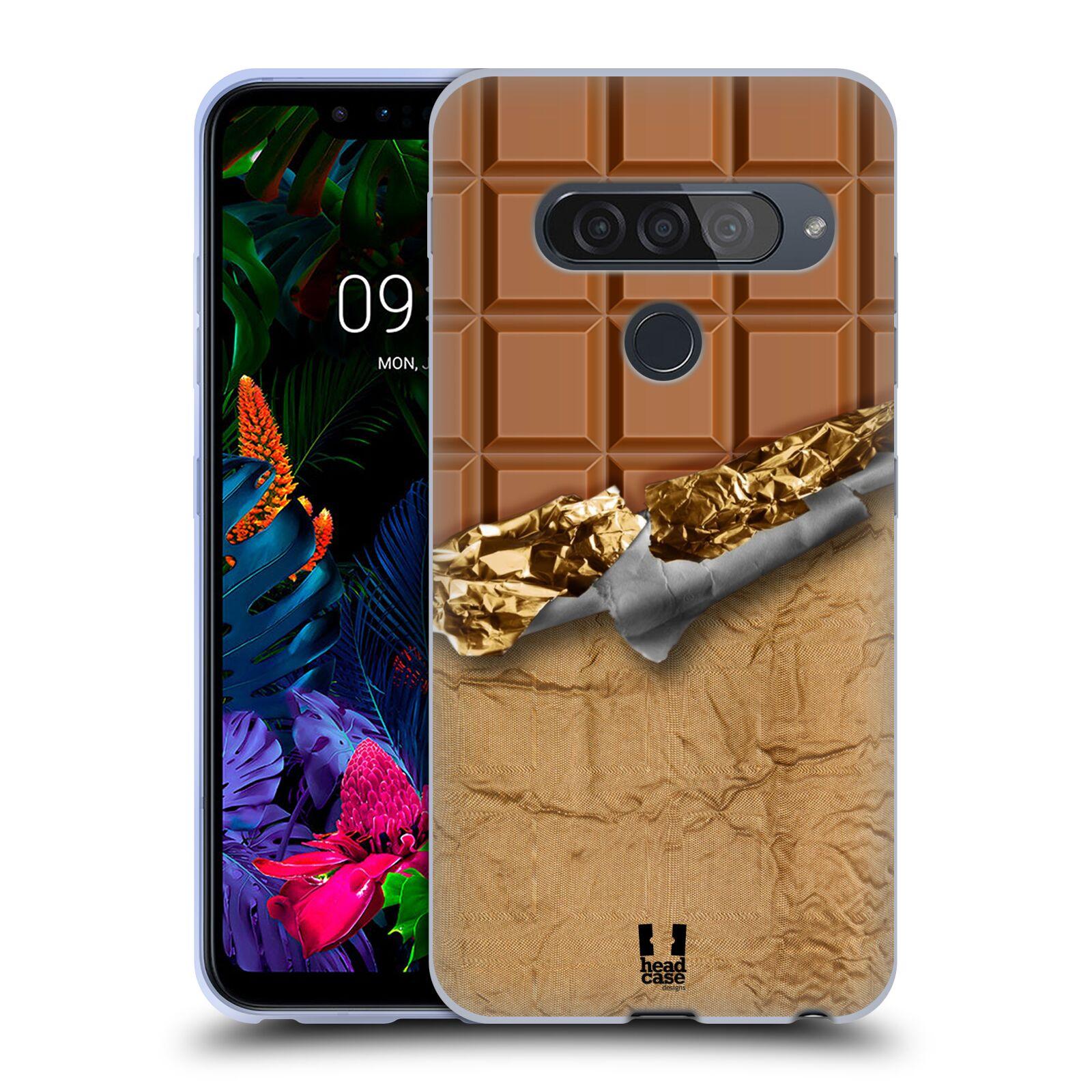 Silikonové pouzdro na mobil LG G8s ThinQ - Head Case - ČOKOFOILED