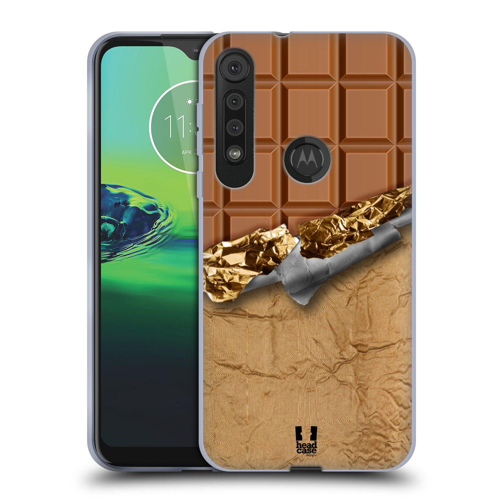 Silikonové pouzdro na mobil Motorola One Macro - Head Case - ČOKOFOILED