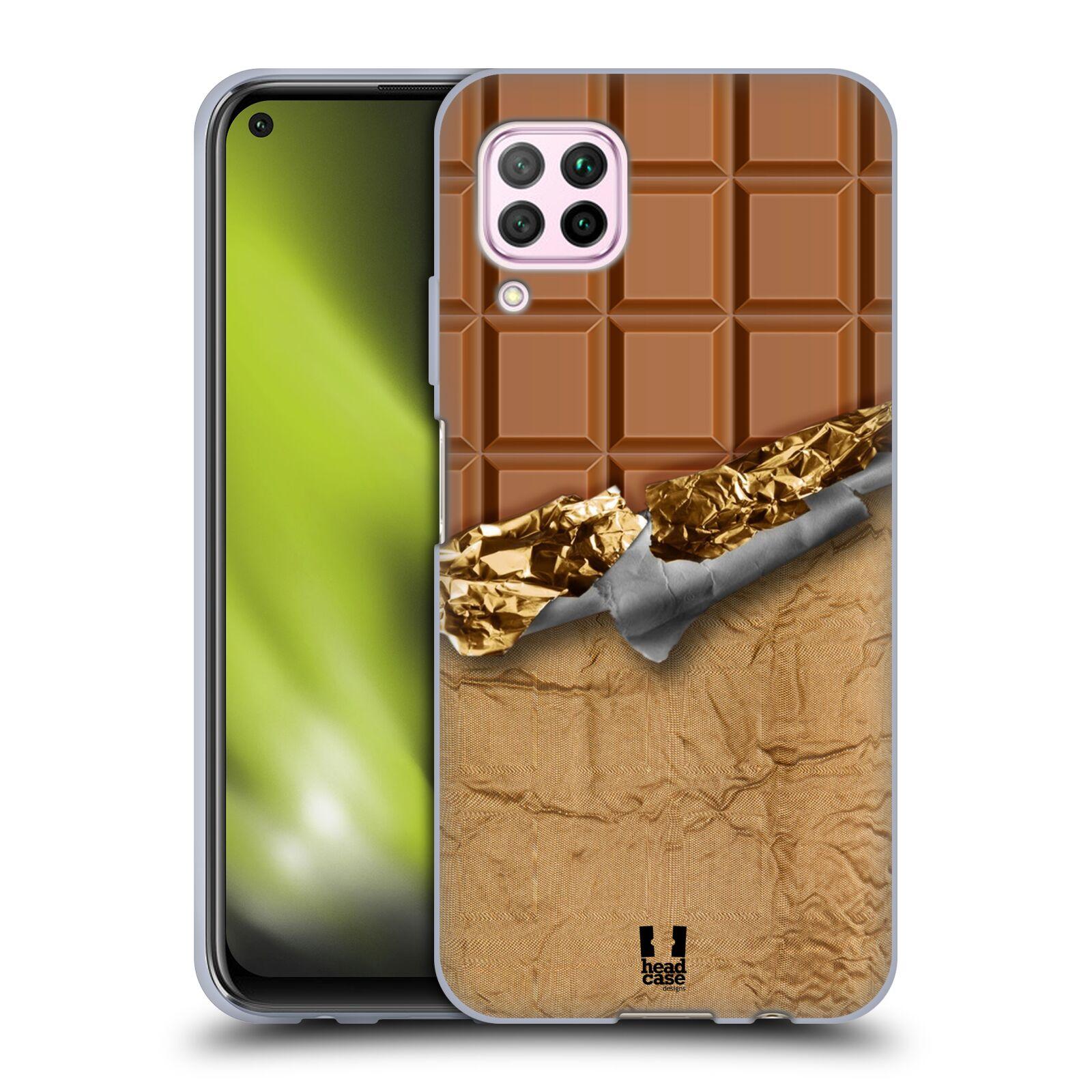 Silikonové pouzdro na mobil Huawei P40 Lite - Head Case - ČOKOFOILED