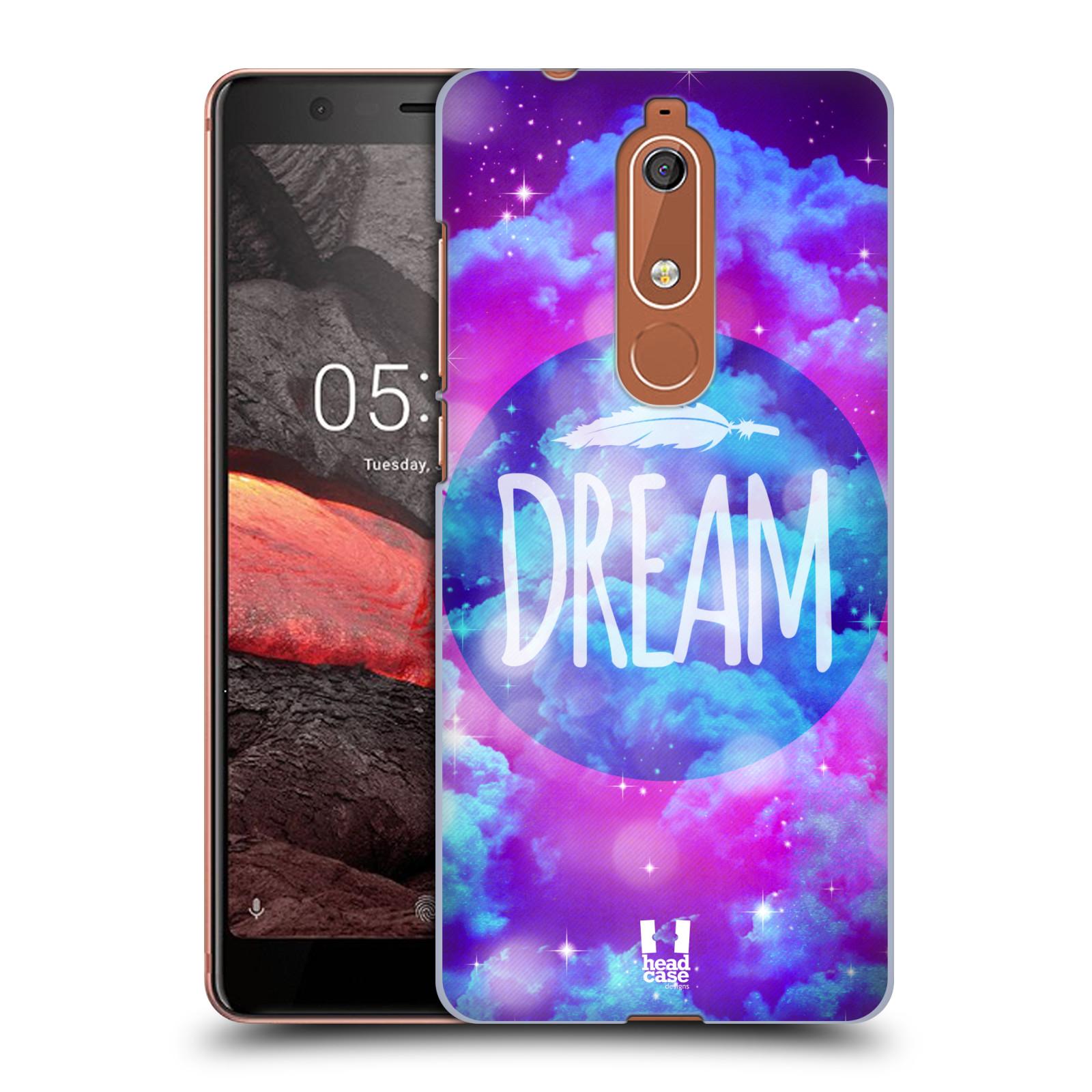 Plastové pouzdro na mobil Nokia 5.1 - Head Case - CHROMATIC DREAM