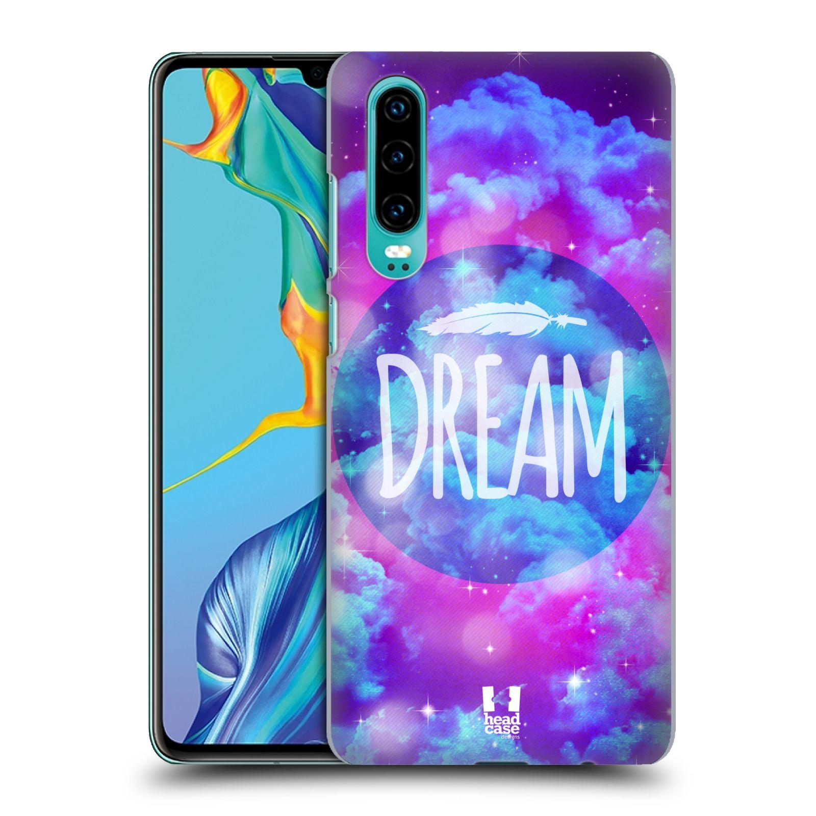 Plastové pouzdro na mobil Huawei P30 - Head Case - CHROMATIC DREAM