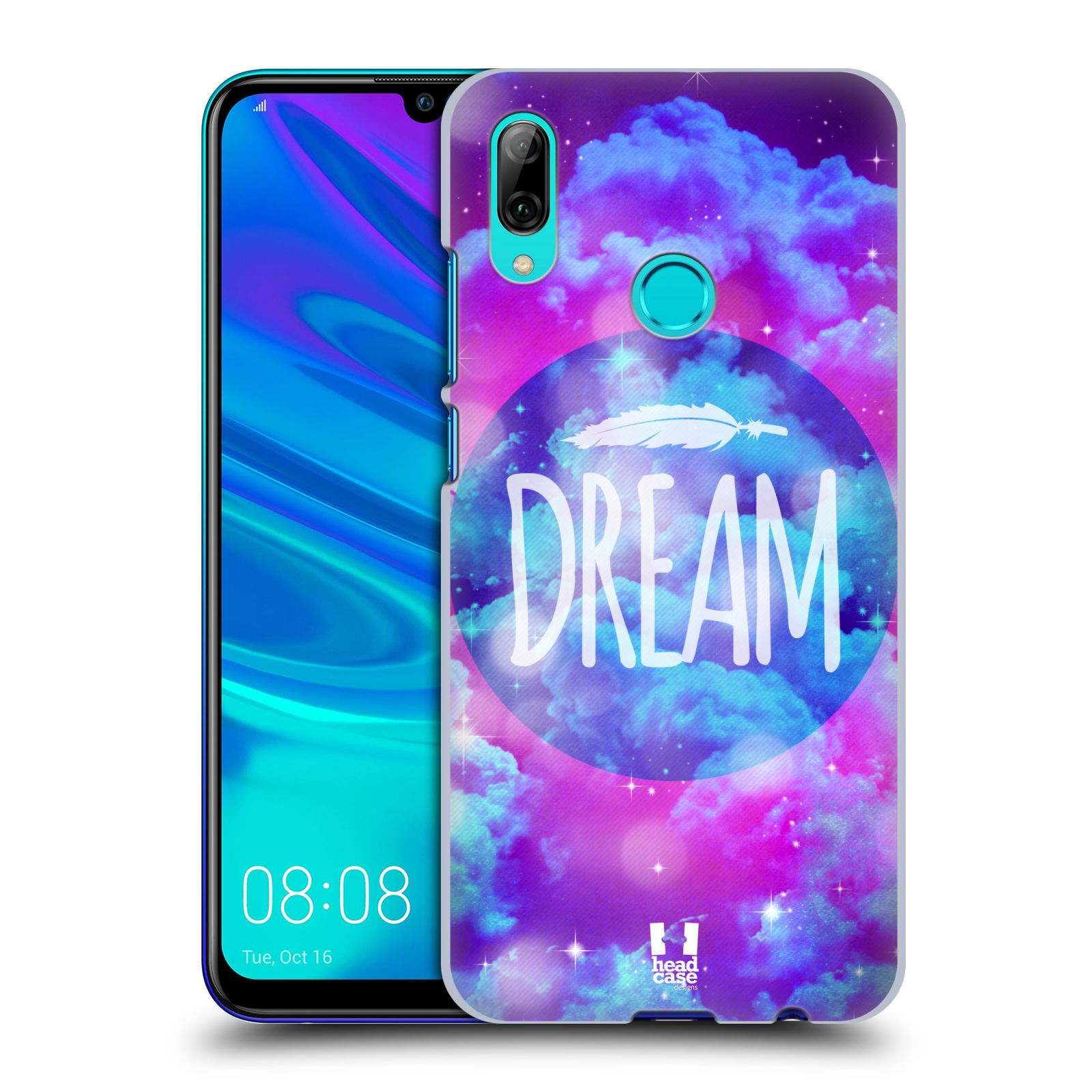 Plastové pouzdro na mobil Huawei P Smart (2019) - Head Case - CHROMATIC DREAM
