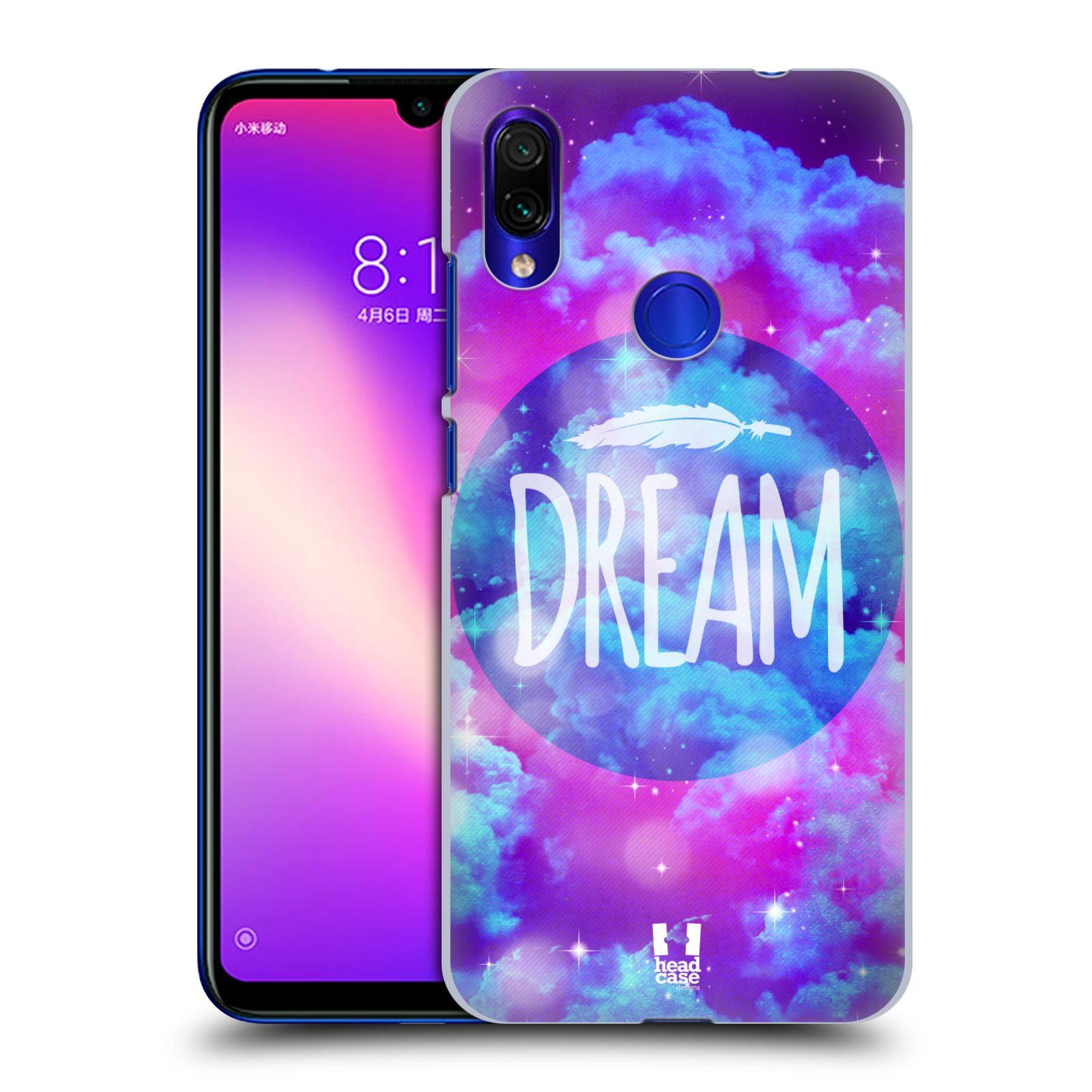 Plastové pouzdro na mobil Xiaomi Redmi Note 7 - Head Case - CHROMATIC DREAM