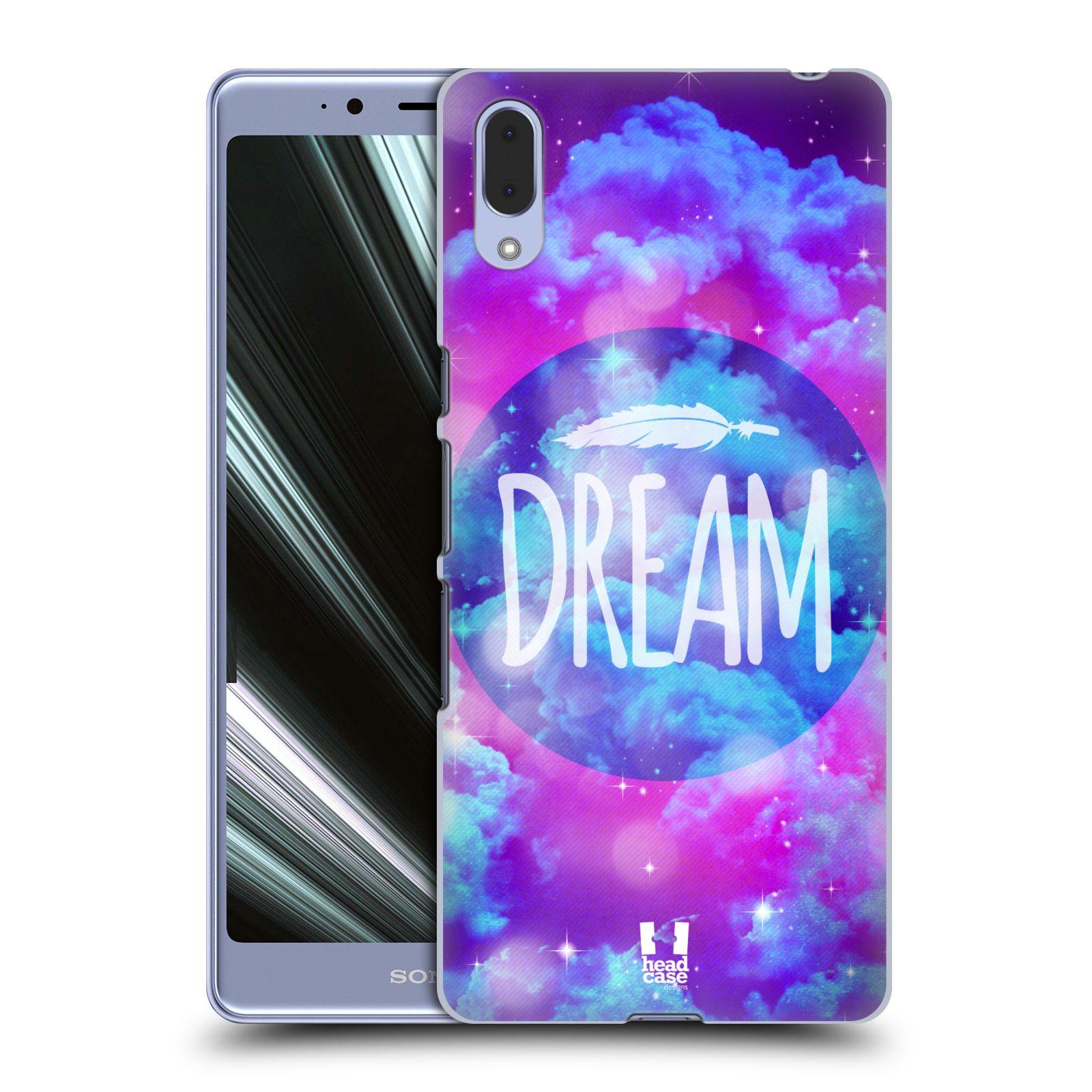 Plastové pouzdro na mobil Sony Xperia L3 - Head Case - CHROMATIC DREAM