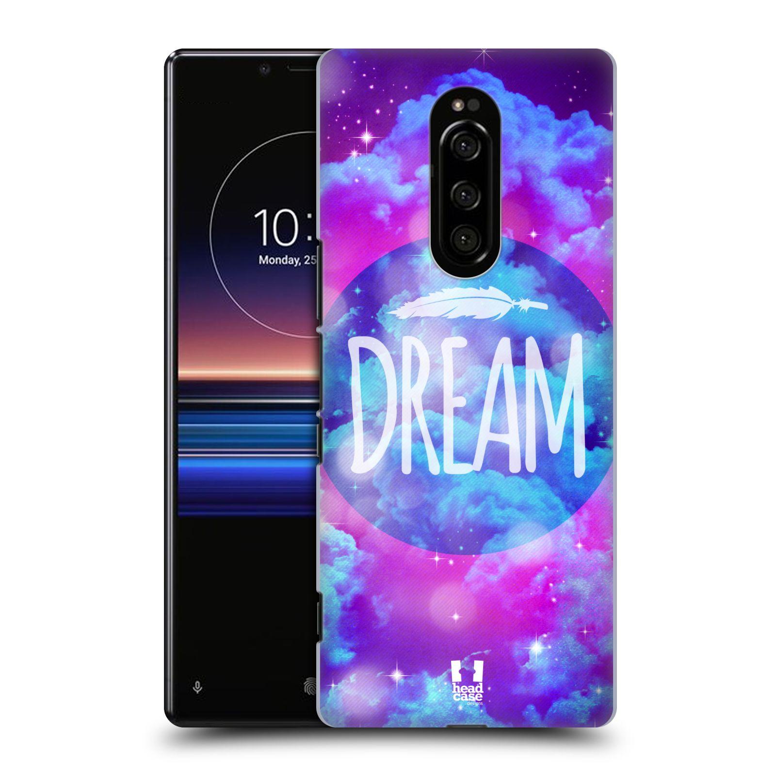 Plastové pouzdro na mobil Sony Xperia 1 - Head Case - CHROMATIC DREAM