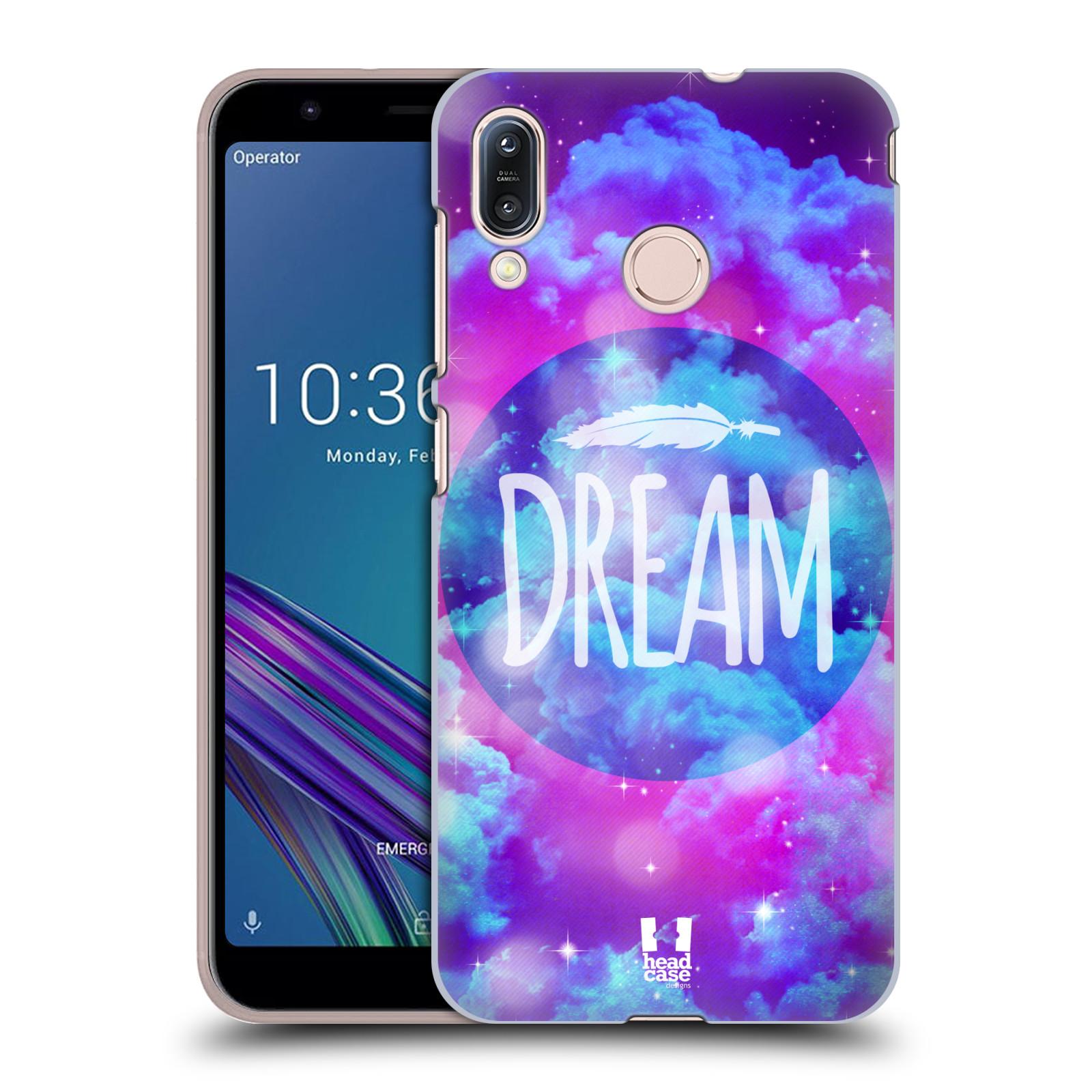 Plastové pouzdro na mobil Asus Zenfone Max M1 ZB555KL - Head Case - CHROMATIC DREAM