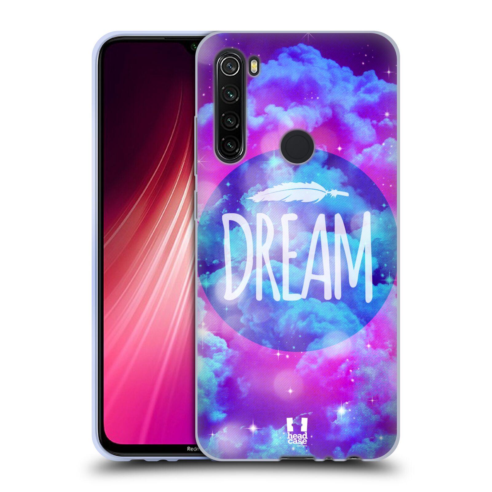 Silikonové pouzdro na mobil Xiaomi Redmi Note 8T - Head Case - CHROMATIC DREAM
