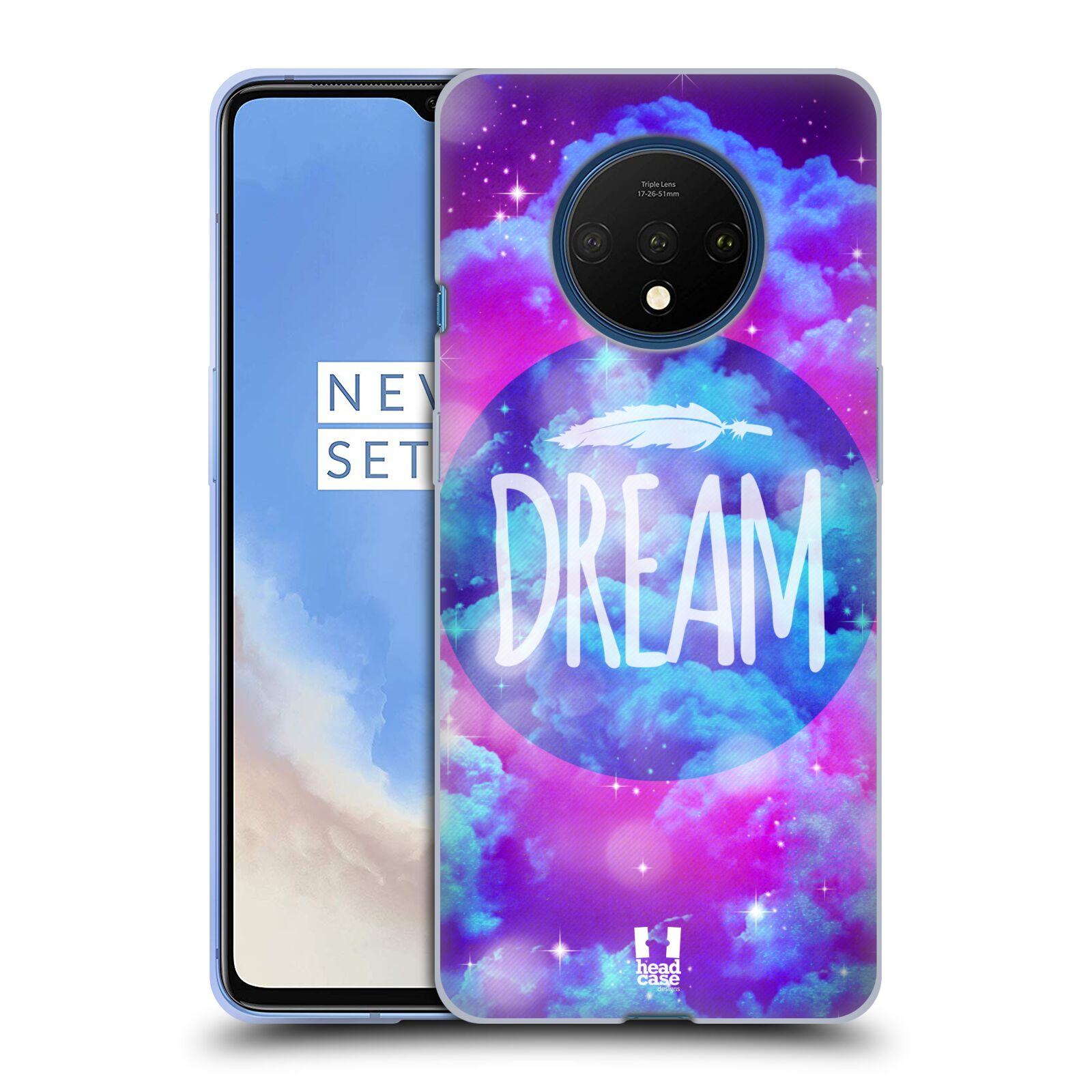 Silikonové pouzdro na mobil OnePlus 7T - Head Case - CHROMATIC DREAM