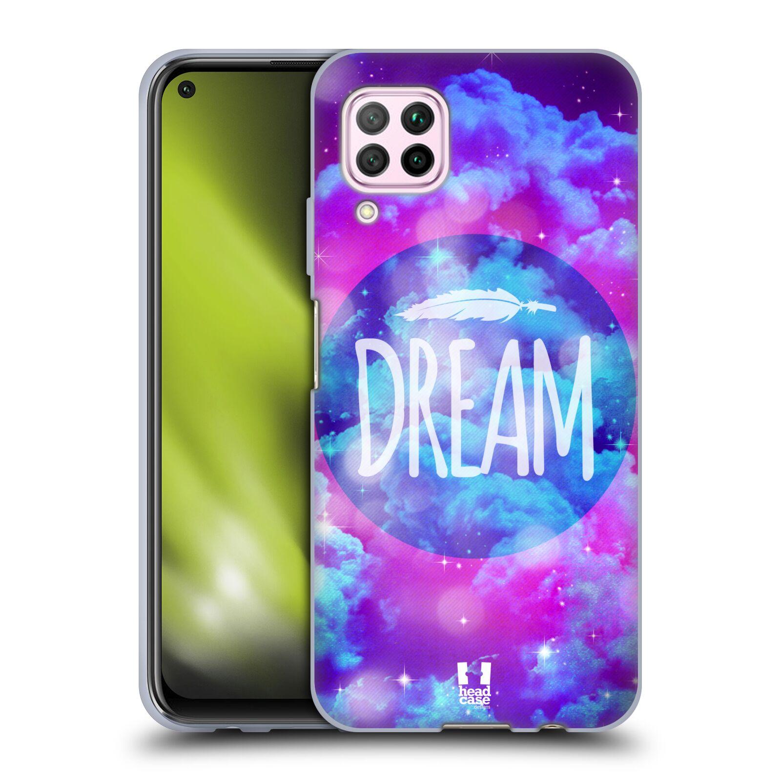 Silikonové pouzdro na mobil Huawei P40 Lite - Head Case - CHROMATIC DREAM