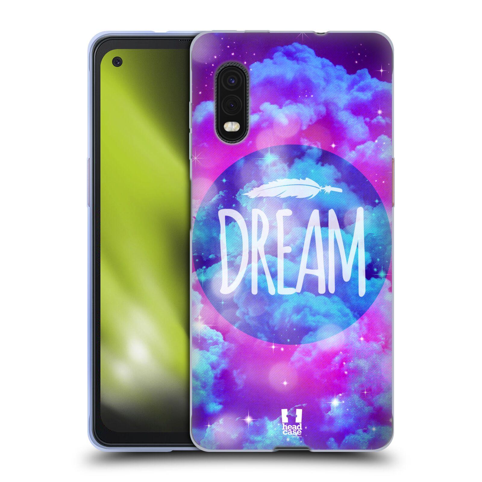 Silikonové pouzdro na mobil Samsung Galaxy Xcover Pro - Head Case - CHROMATIC DREAM
