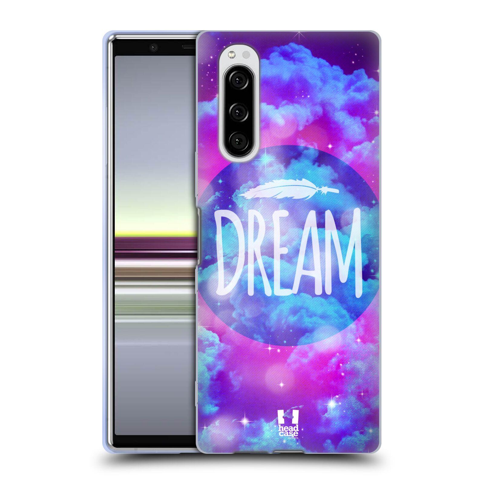 Silikonové pouzdro na mobil Sony Xperia 5 - Head Case - CHROMATIC DREAM