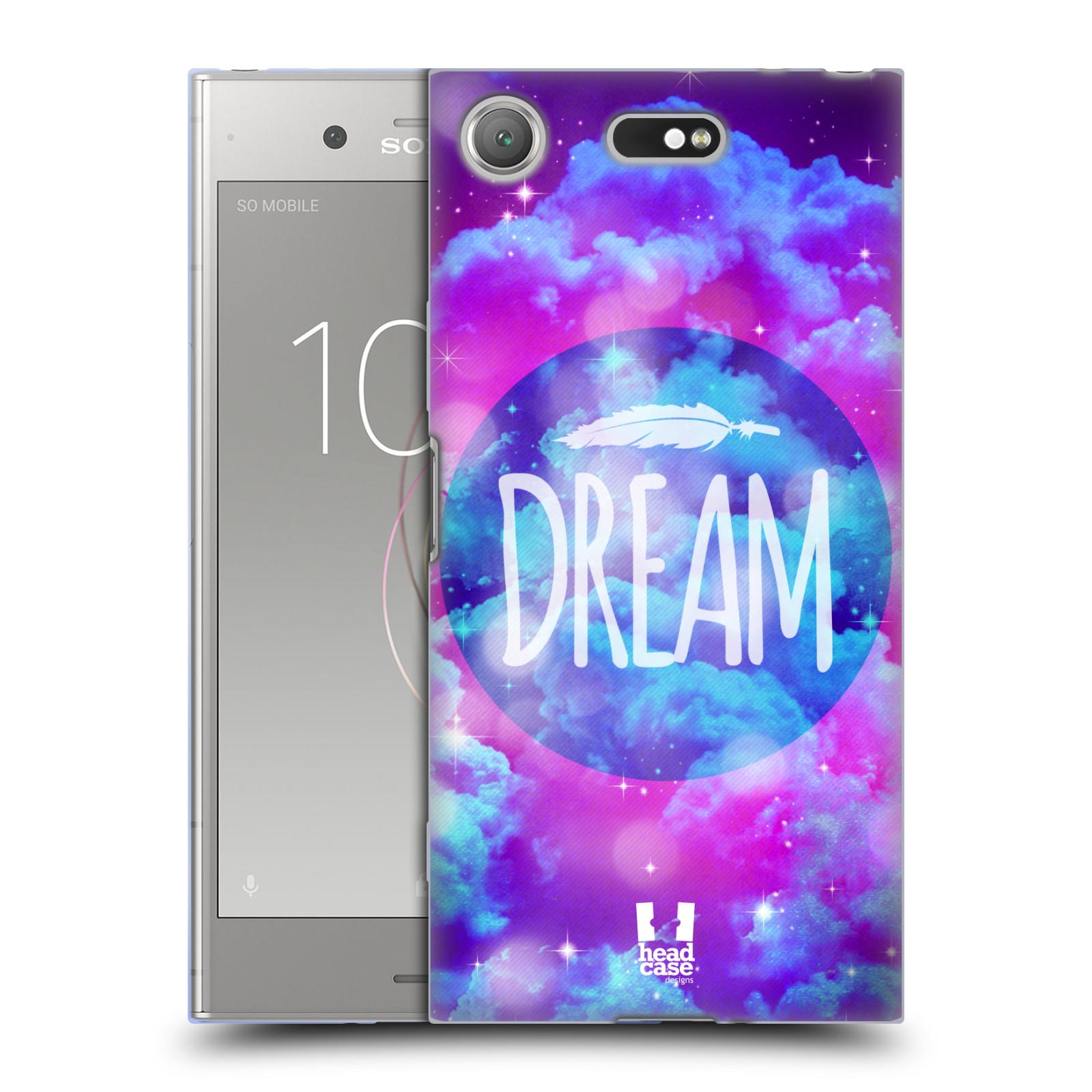Silikonové pouzdro na mobil Sony Xperia XZ1 Compact - Head Case - CHROMATIC DREAM