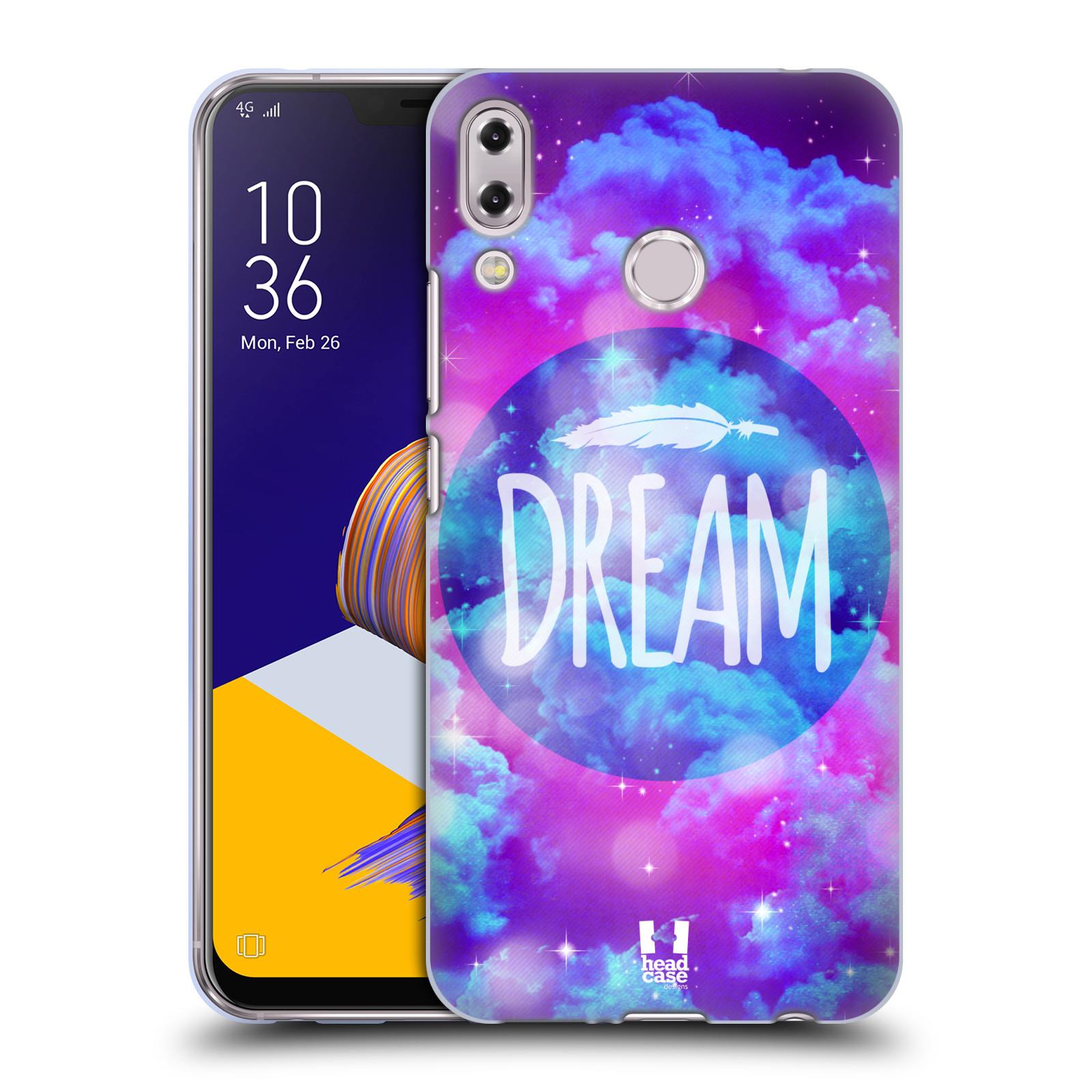 Silikonové pouzdro na mobil Asus ZenFone 5 ZE620KL - Head Case - CHROMATIC DREAM