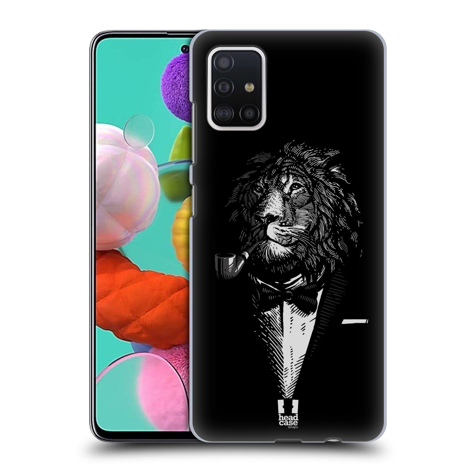 Plastové pouzdro na mobil Samsung Galaxy A51 - Head Case - LEV V KVÁDRU