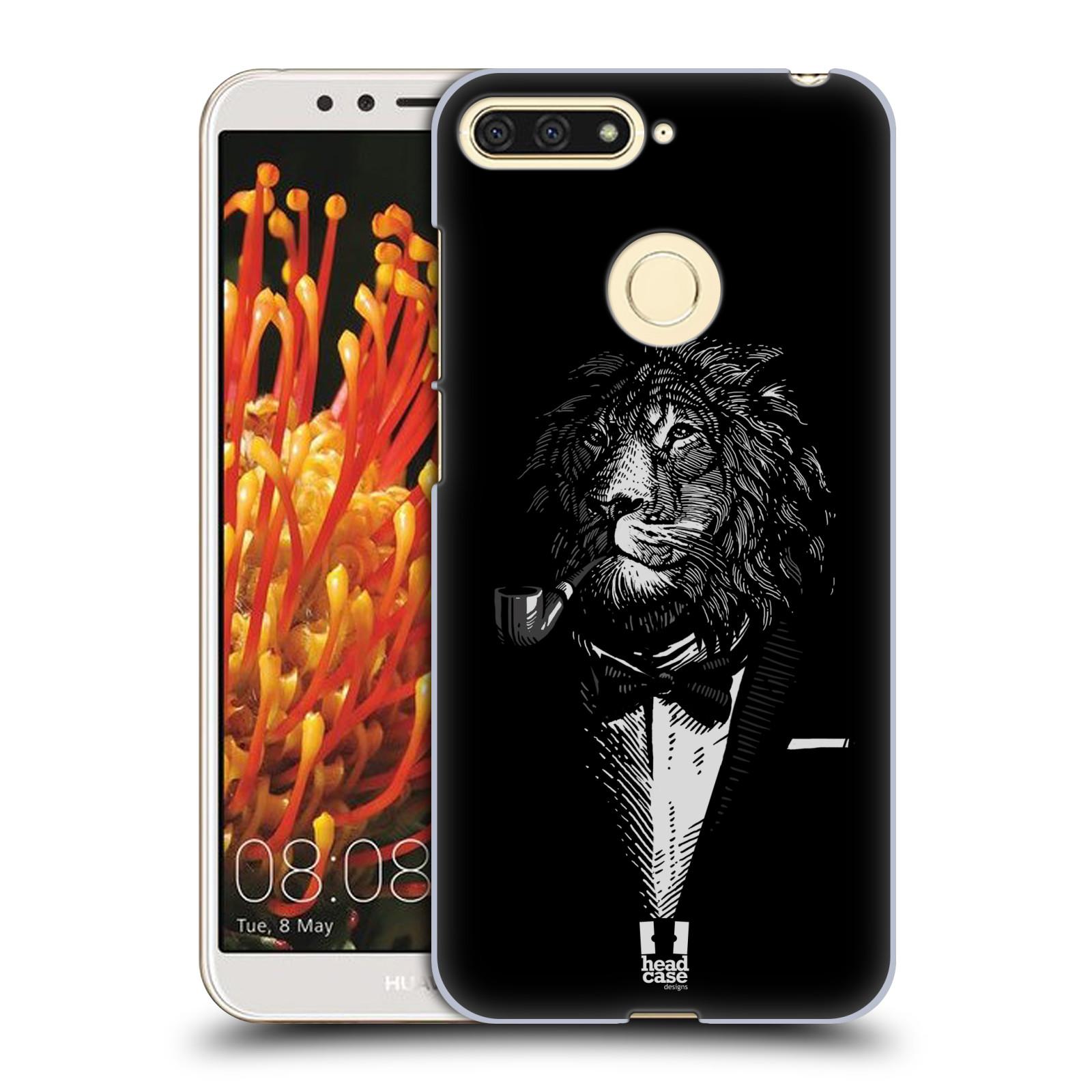 Plastové pouzdro na mobil Huawei Y6 Prime 2018 - Head Case - LEV V KVÁDRU