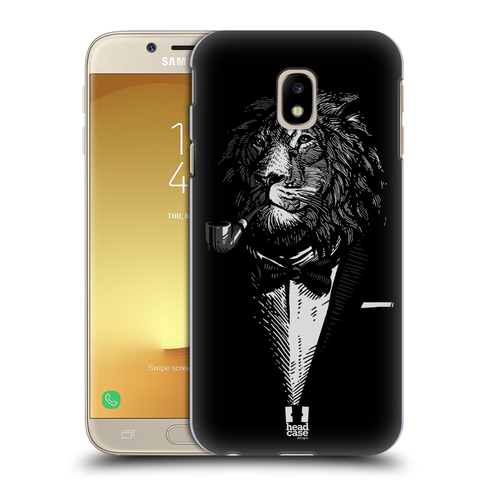 Plastové pouzdro na mobil Samsung Galaxy J3 (2017) - Head Case - LEV V KVÁDRU