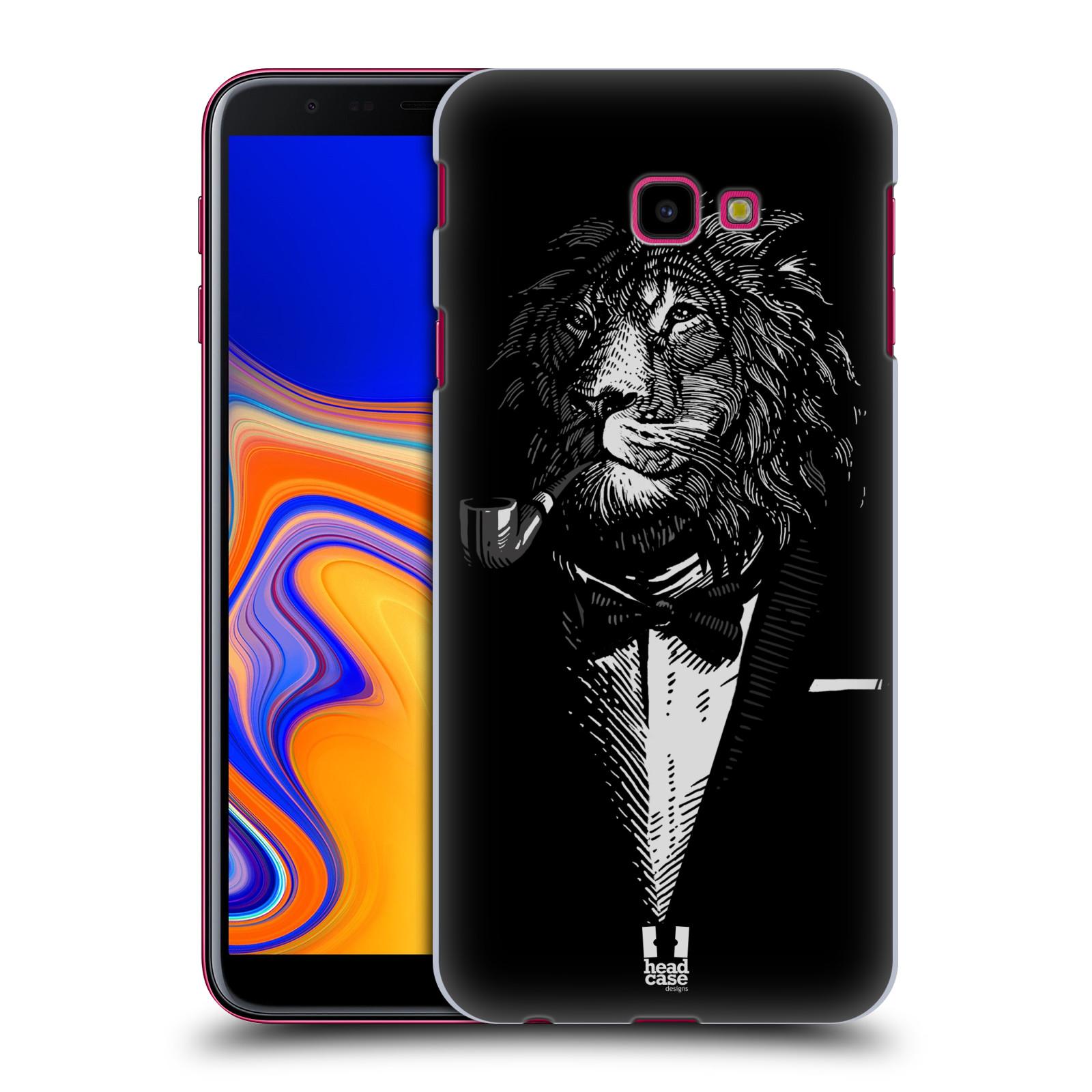 Plastové pouzdro na mobil Samsung Galaxy J4 Plus - Head Case - LEV V KVÁDRU