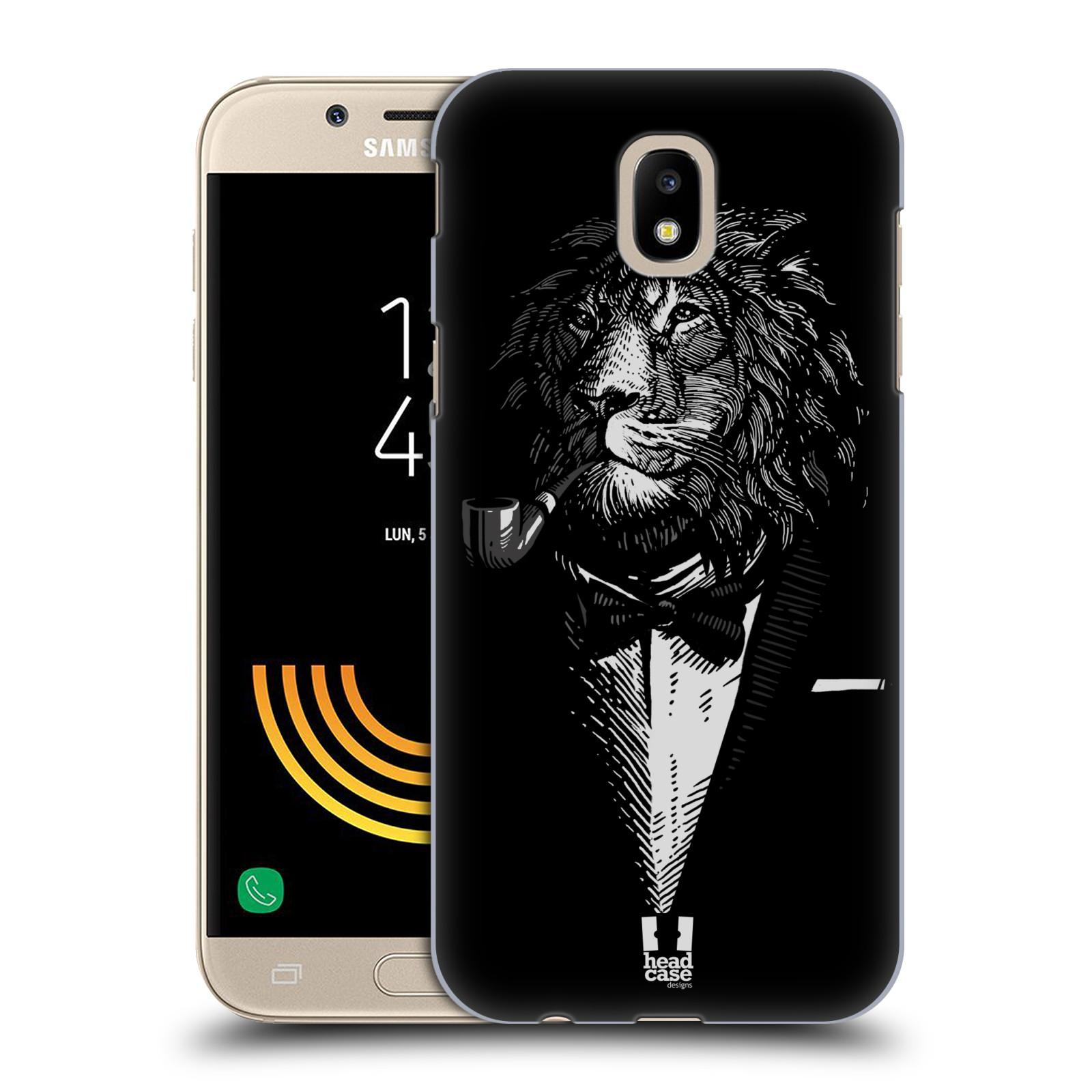 Plastové pouzdro na mobil Samsung Galaxy J5 (2017) - Head Case - LEV V KVÁDRU