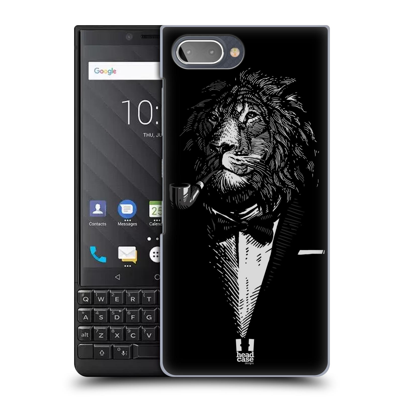 Plastové pouzdro na mobil Blackberry Key 2 - Head Case - LEV V KVÁDRU