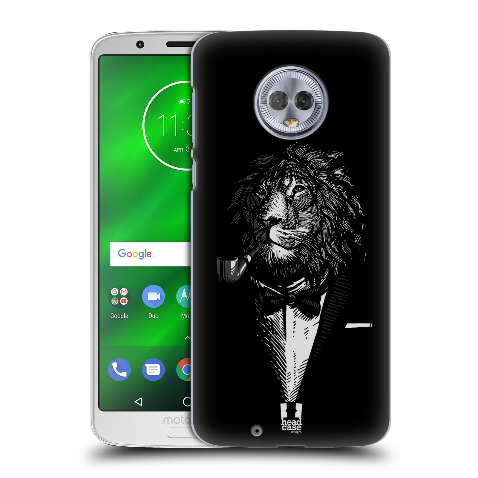 Plastové pouzdro na mobil Motorola Moto G6 - Head Case - LEV V KVÁDRU
