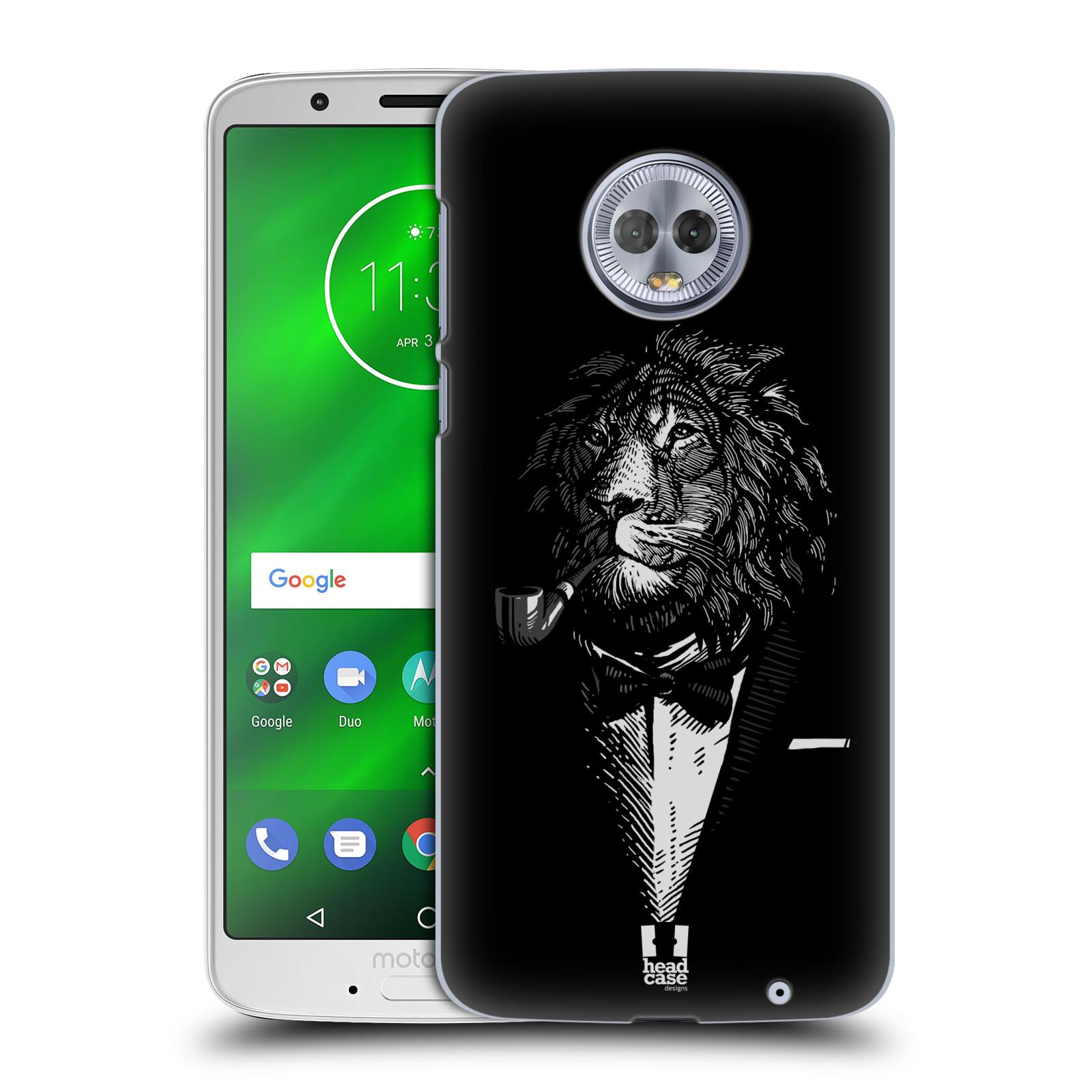 Plastové pouzdro na mobil Motorola Moto G6 Plus - Head Case - LEV V KVÁDRU
