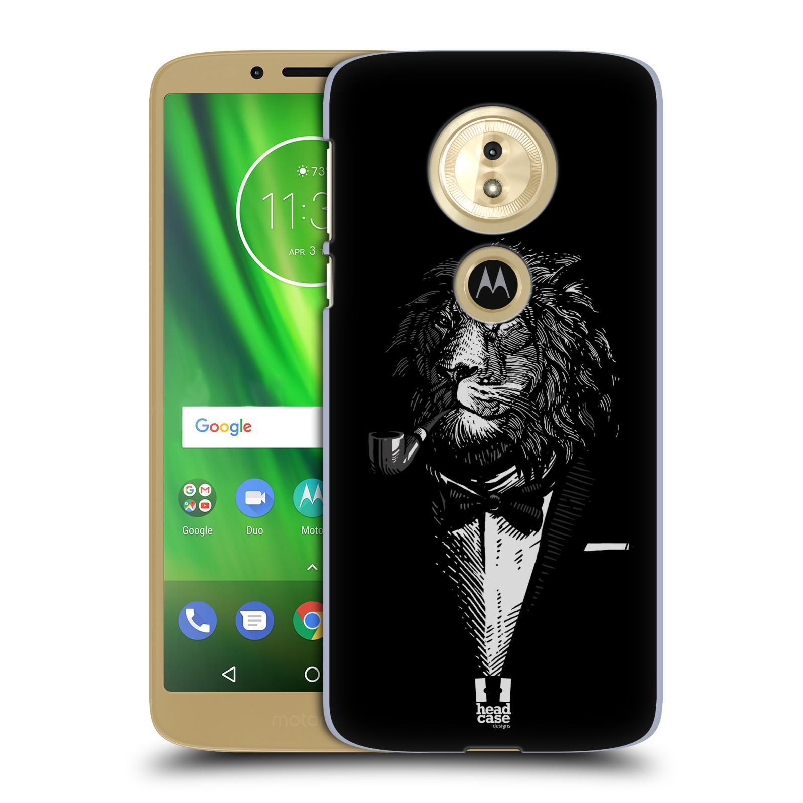 Plastové pouzdro na mobil Motorola Moto G6 Play - Head Case - LEV V KVÁDRU
