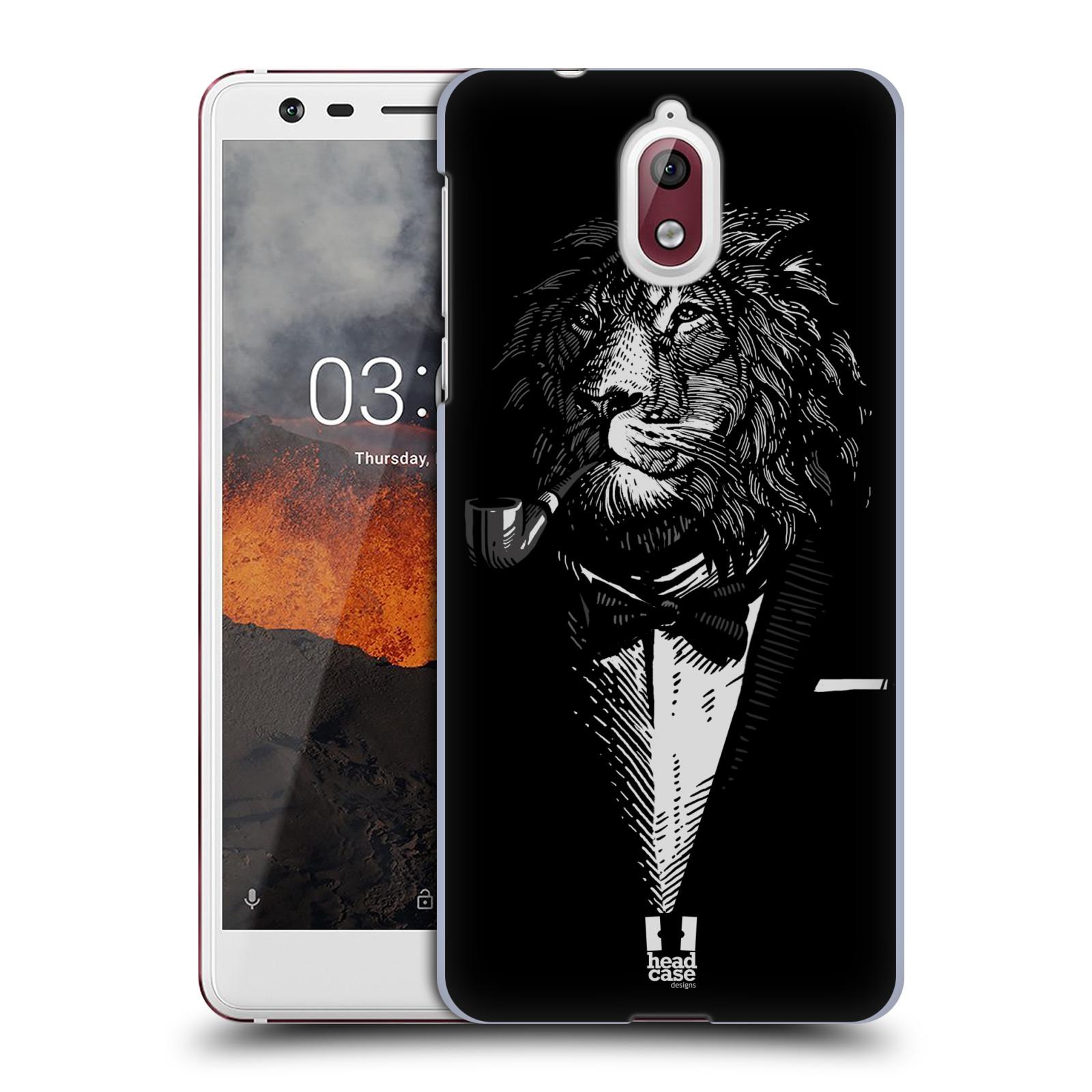 Plastové pouzdro na mobil Nokia 3.1 - Head Case - LEV V KVÁDRU