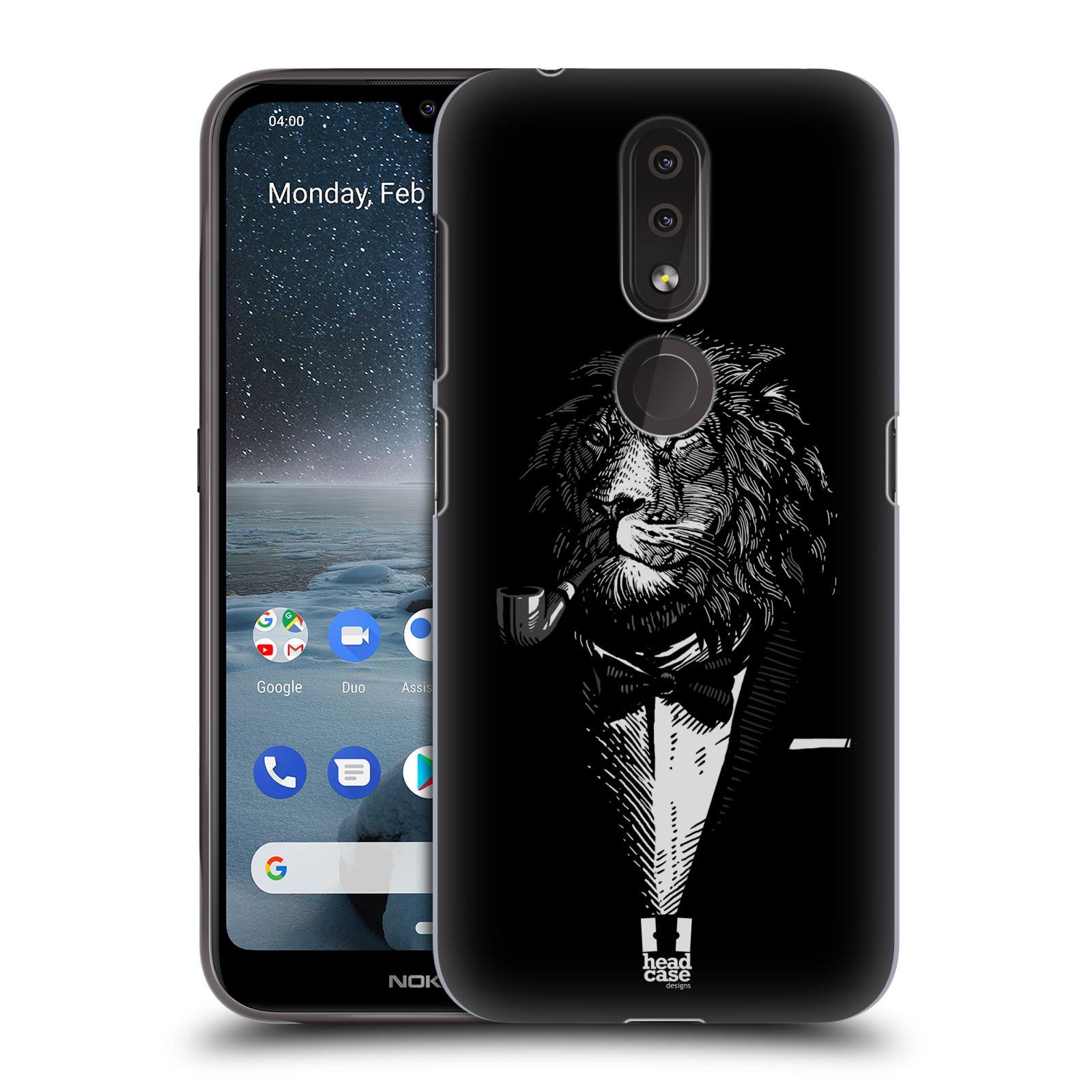 Plastové pouzdro na mobil Nokia 4.2 - Head Case - LEV V KVÁDRU