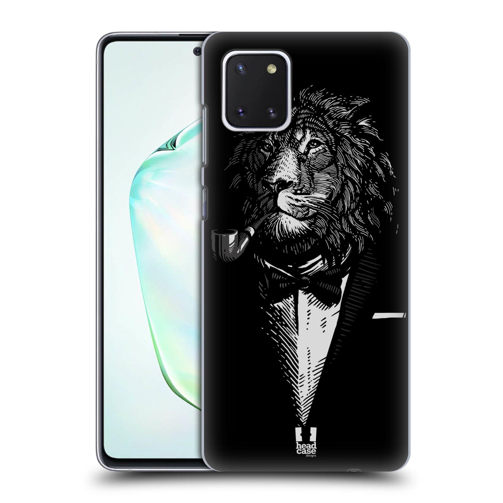 Plastové pouzdro na mobil Samsung Galaxy Note 10 Lite - Head Case - LEV V KVÁDRU