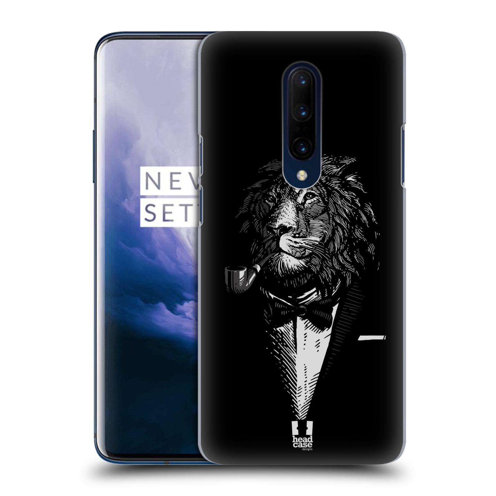 Plastové pouzdro na mobil OnePlus 7 Pro - Head Case - LEV V KVÁDRU