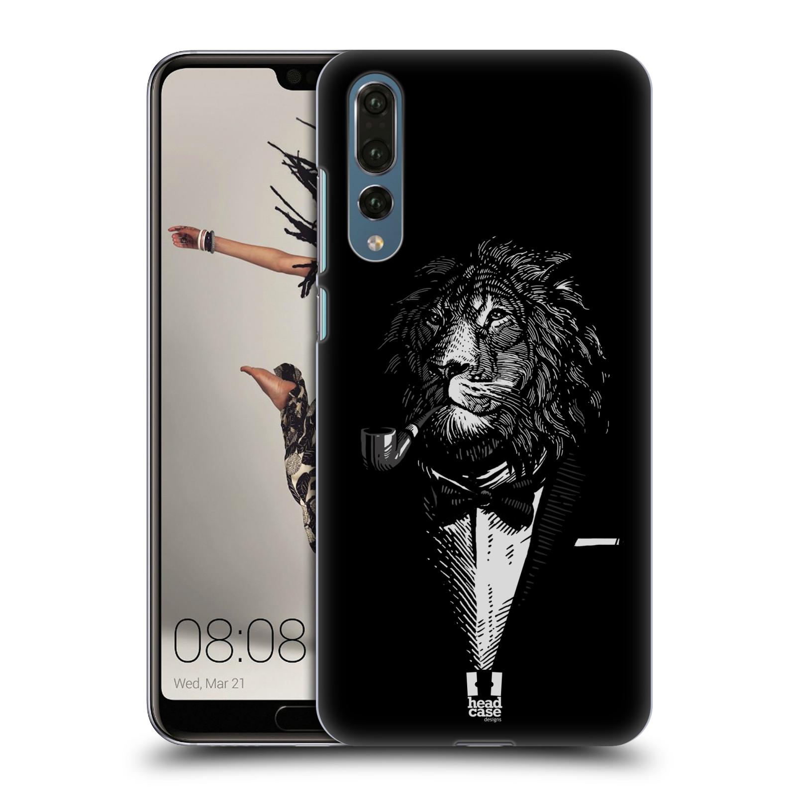 Plastové pouzdro na mobil Huawei P20 Pro - Head Case - LEV V KVÁDRU