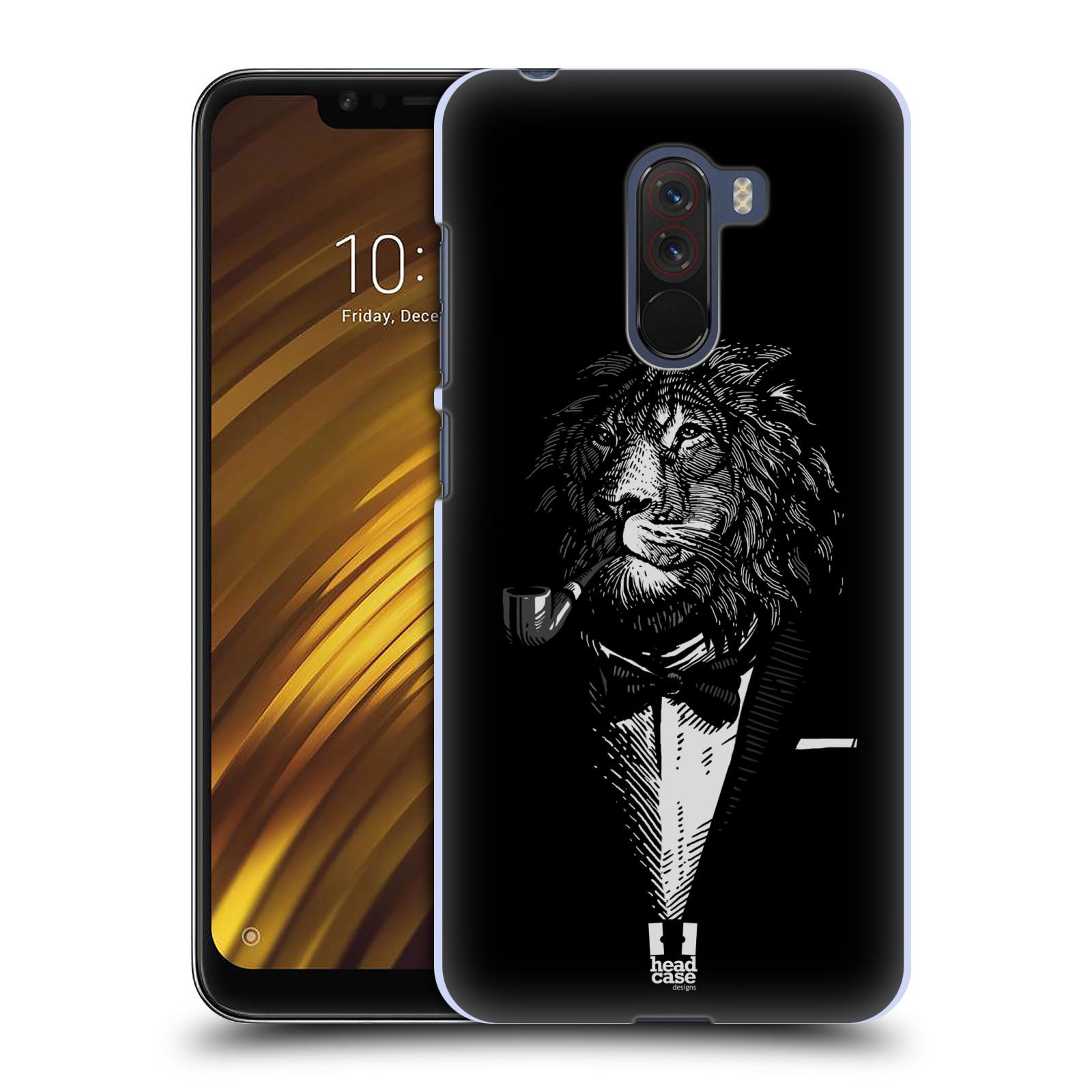 Plastové pouzdro na mobil Xiaomi Pocophone F1 - Head Case - LEV V KVÁDRU