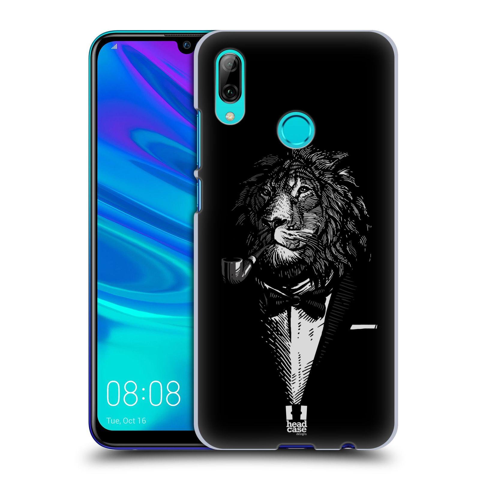 Plastové pouzdro na mobil Honor 10 Lite - Head Case - LEV V KVÁDRU