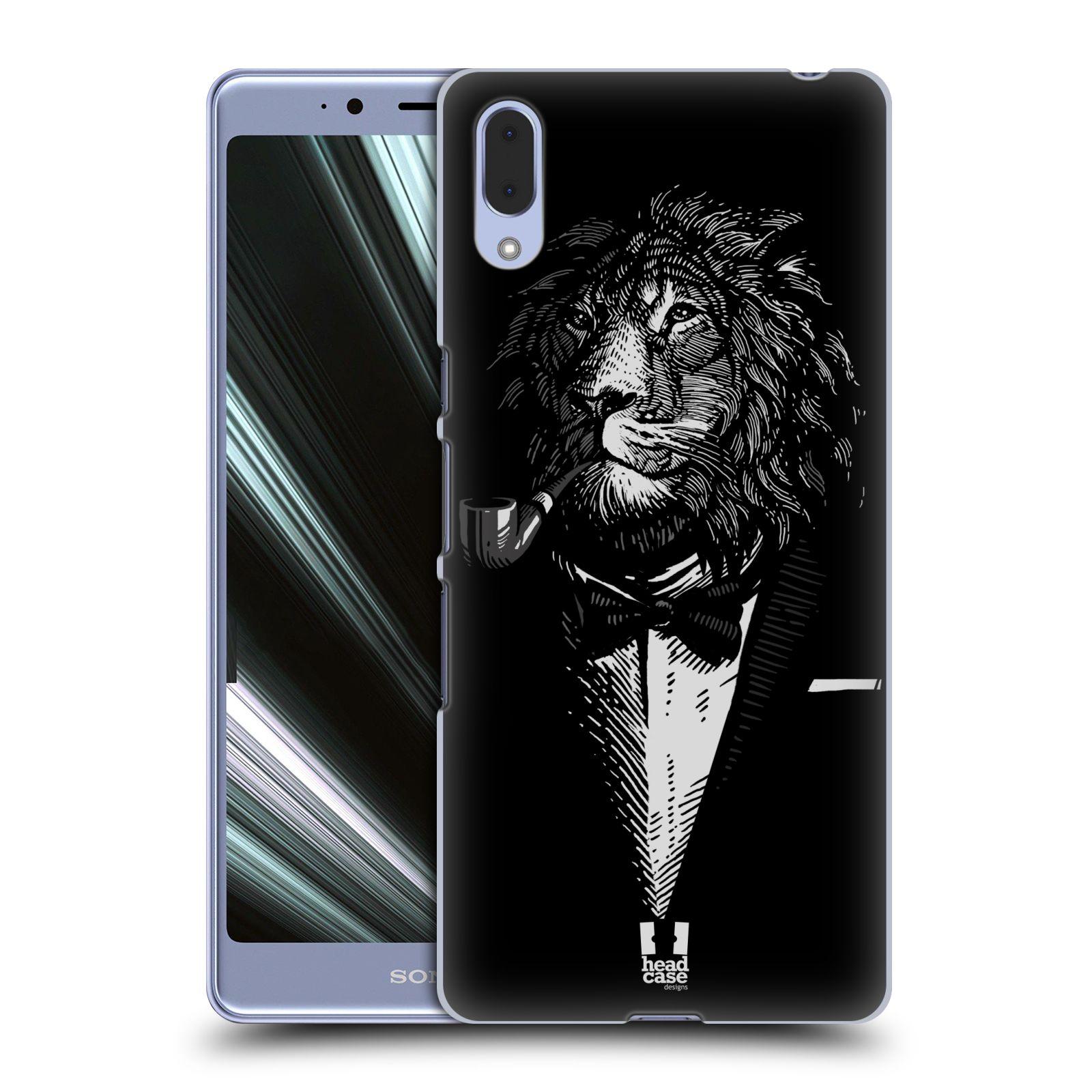 Plastové pouzdro na mobil Sony Xperia L3 - Head Case - LEV V KVÁDRU