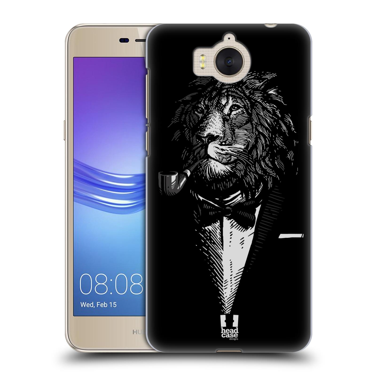 Plastové pouzdro na mobil Huawei Y6 2017 - Head Case - LEV V KVÁDRU