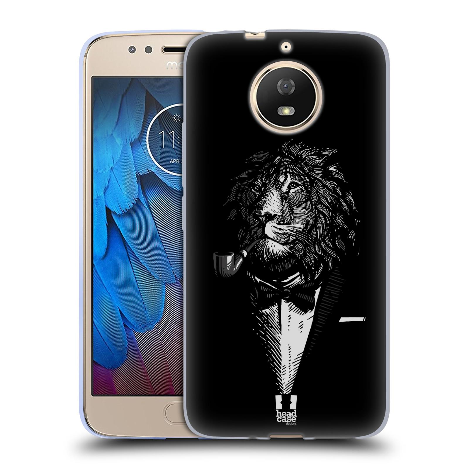 Silikonové pouzdro na mobil Lenovo Moto G5s - Head Case - LEV V KVÁDRU