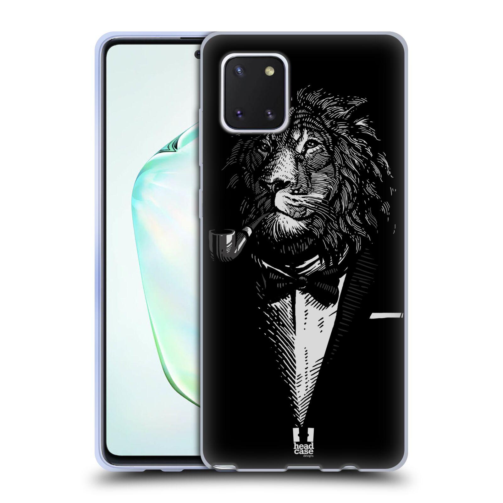 Silikonové pouzdro na mobil Samsung Galaxy Note 10 Lite - Head Case - LEV V KVÁDRU