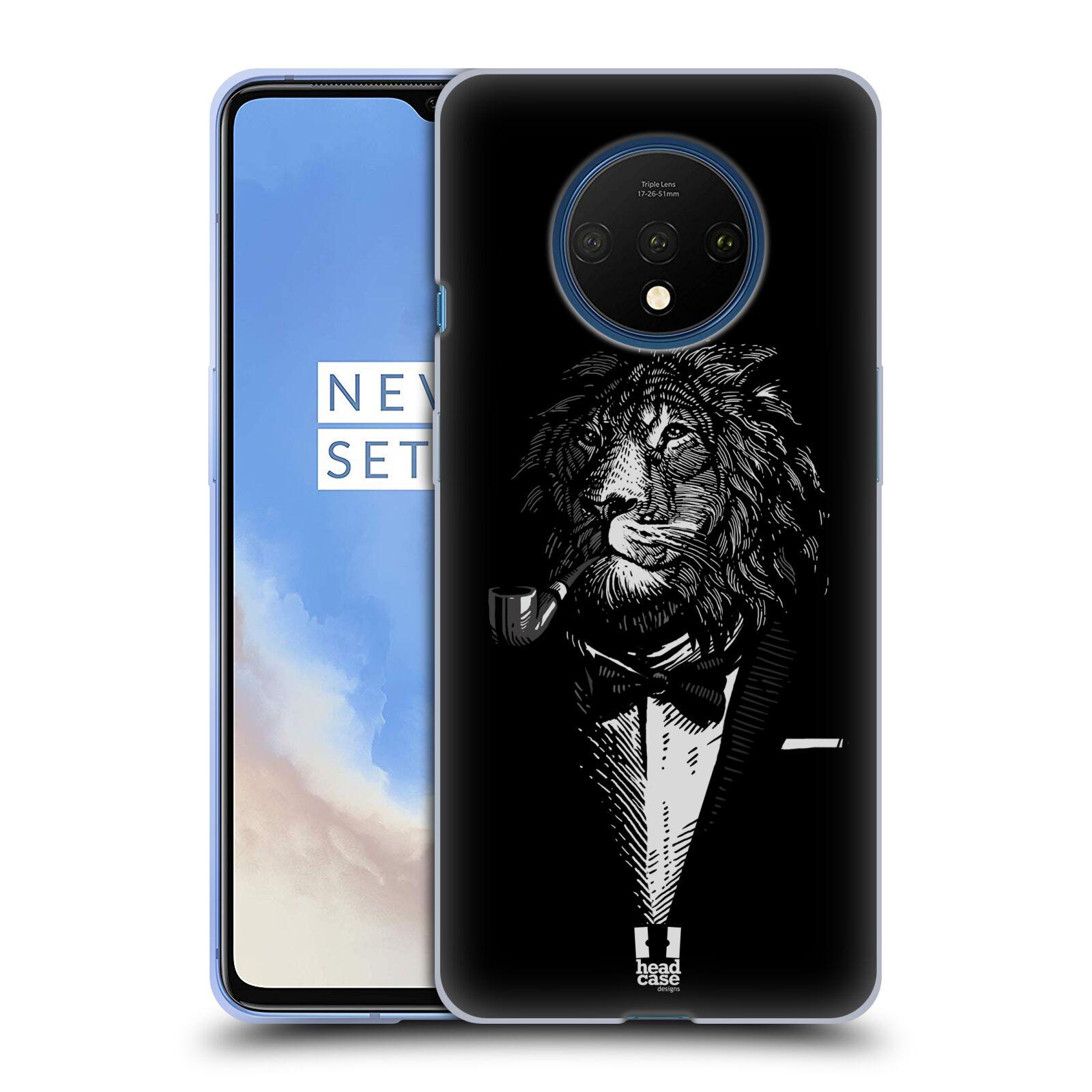 Silikonové pouzdro na mobil OnePlus 7T - Head Case - LEV V KVÁDRU