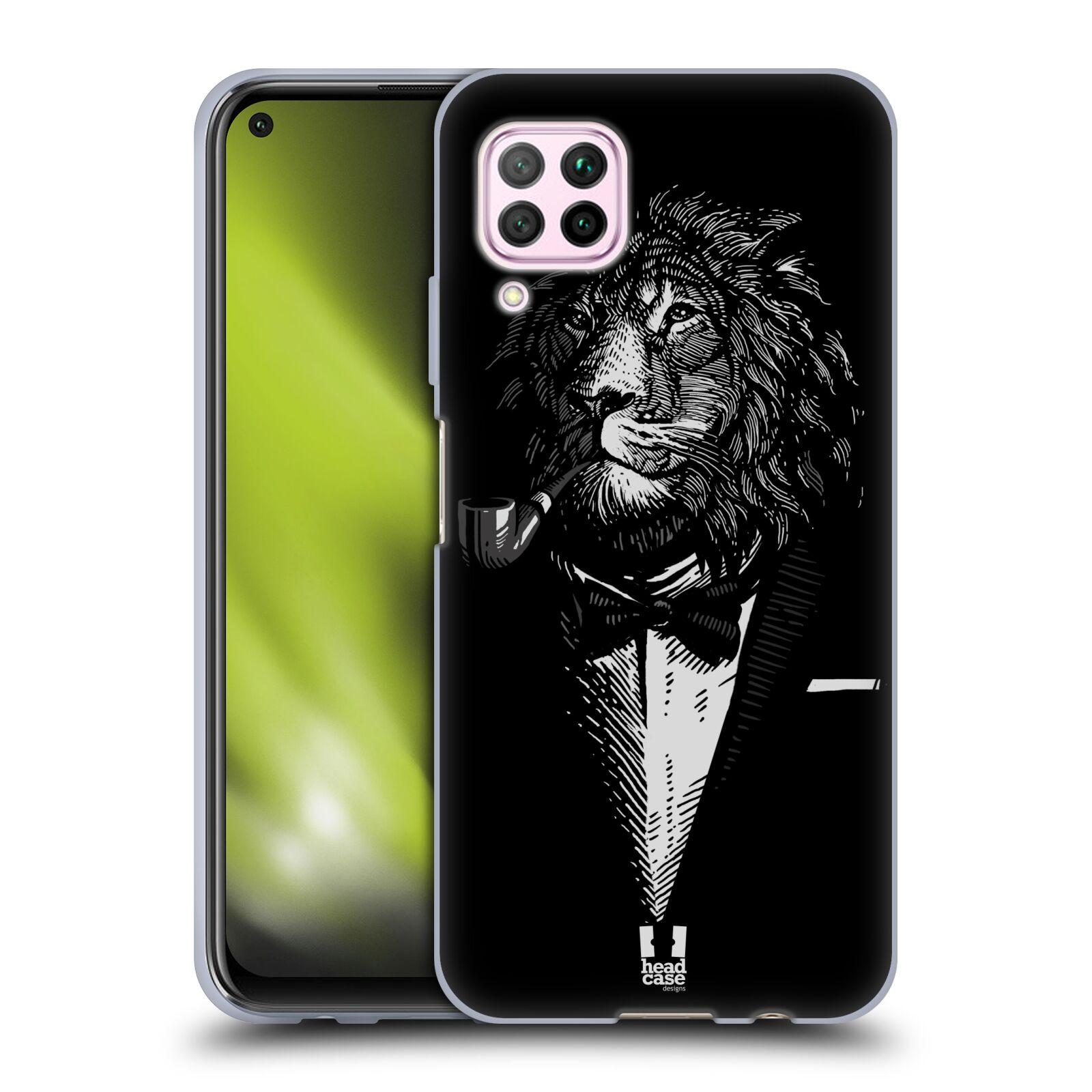 Silikonové pouzdro na mobil Huawei P40 Lite - Head Case - LEV V KVÁDRU