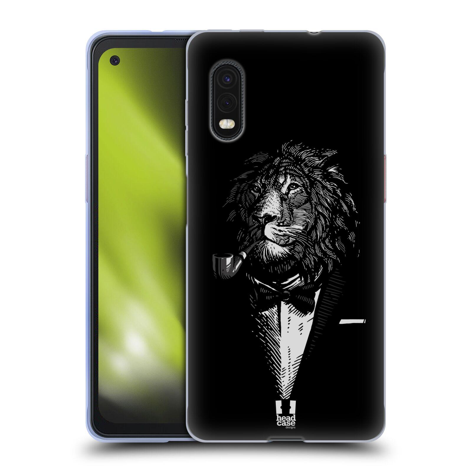 Silikonové pouzdro na mobil Samsung Galaxy Xcover Pro - Head Case - LEV V KVÁDRU