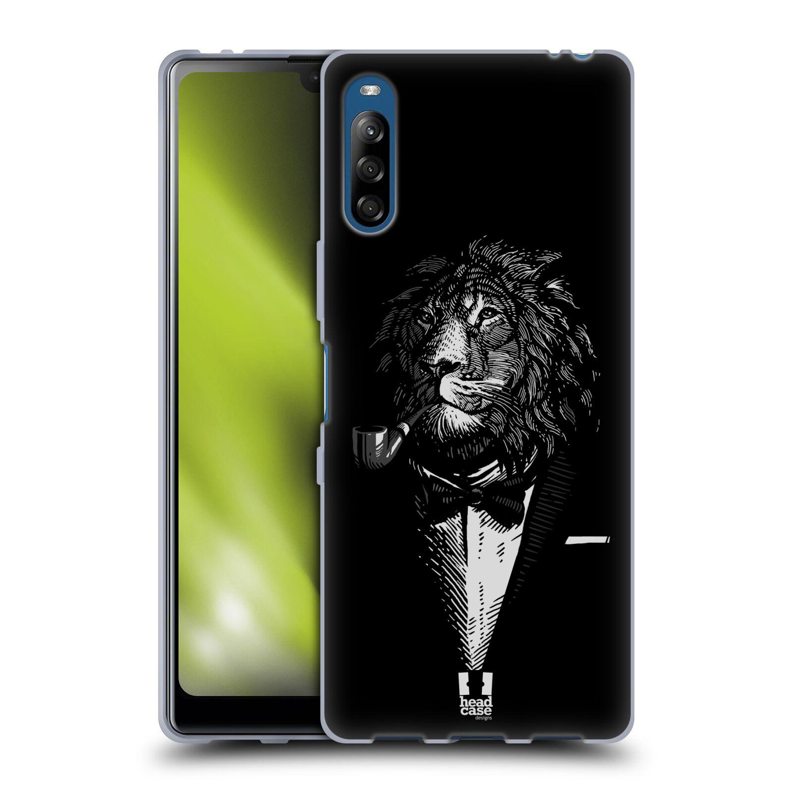 Silikonové pouzdro na mobil Sony Xperia L4 - Head Case - LEV V KVÁDRU