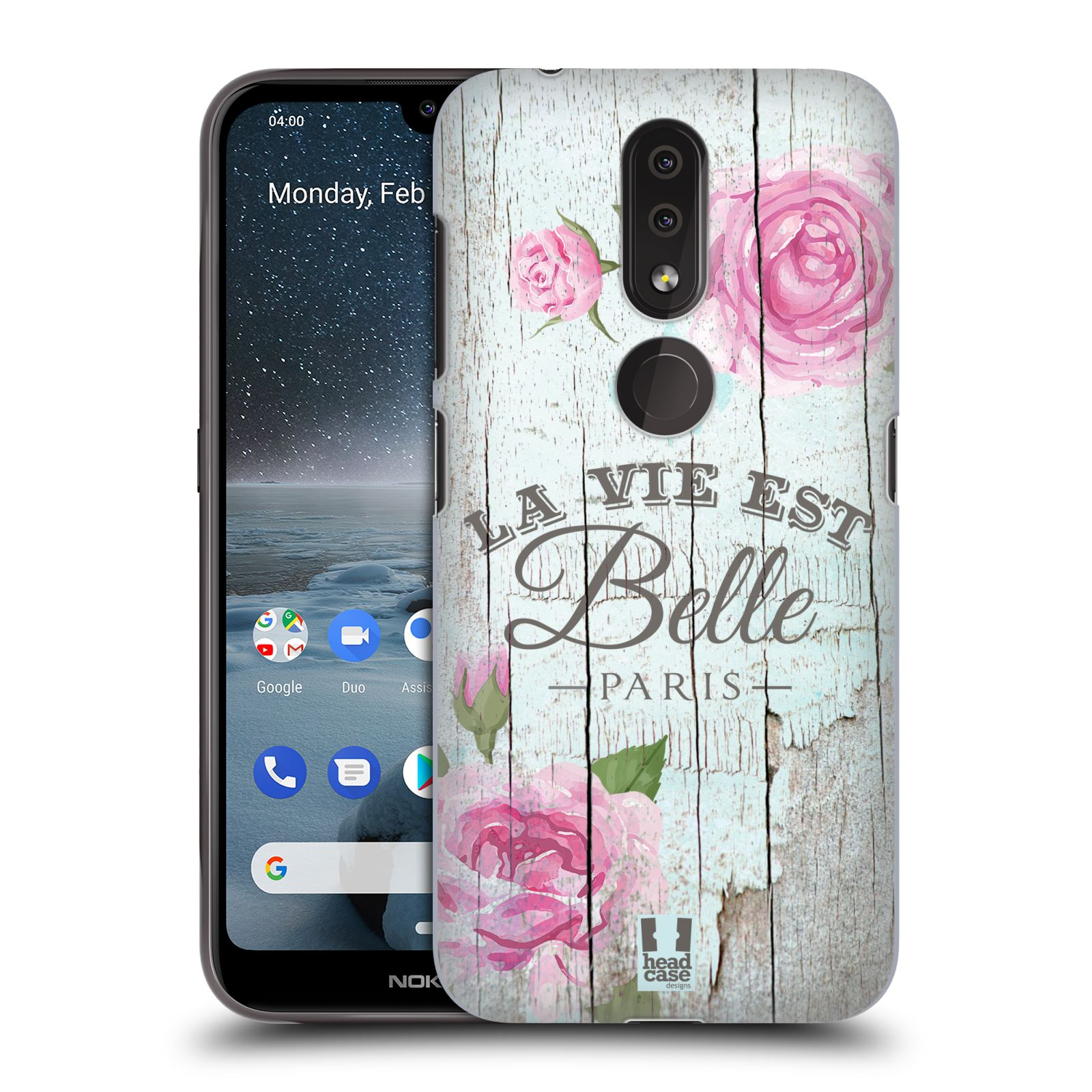 Plastové pouzdro na mobil Nokia 4.2 - Head Case - LIFE IN THE COUNTRY BELLE