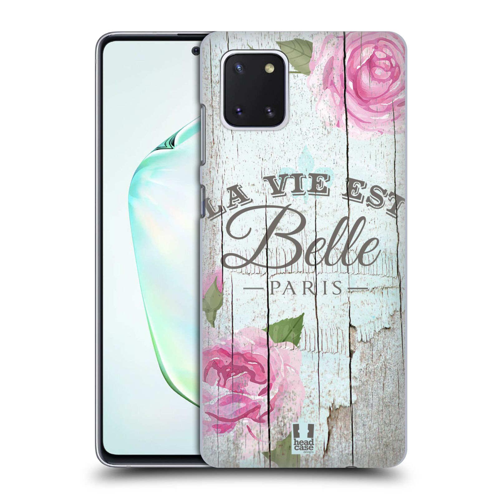 Plastové pouzdro na mobil Samsung Galaxy Note 10 Lite - Head Case - LIFE IN THE COUNTRY BELLE