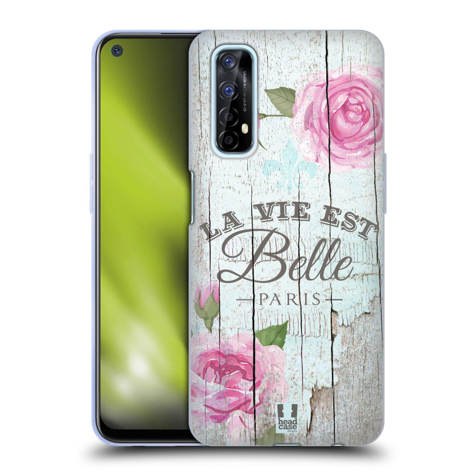 Silikonové pouzdro na mobil Realme 7 - Head Case - LIFE IN THE COUNTRY BELLE